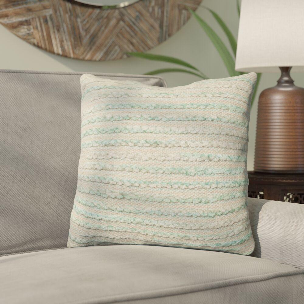 Jerald Throw Pillow Size: 22