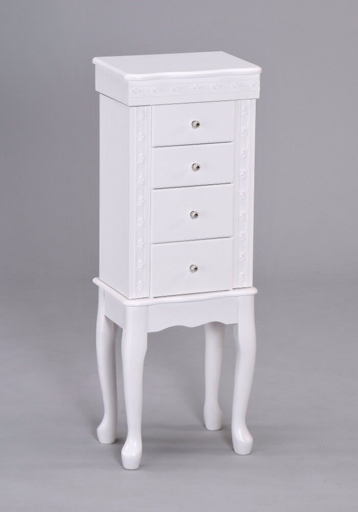 Keller Free Standing Jewelry Armoire