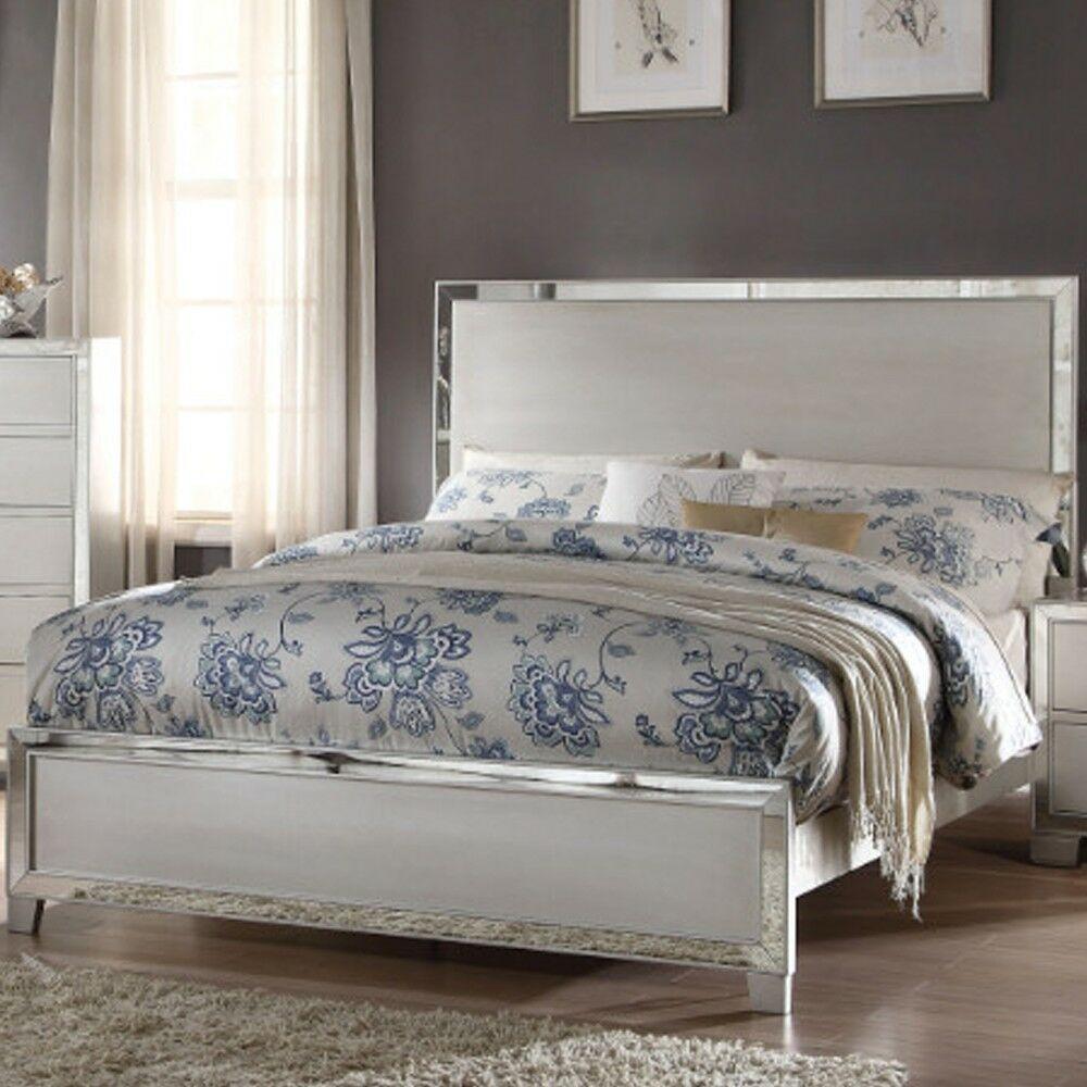 Duffner Deluxe Queen Upholstered Platform Bed