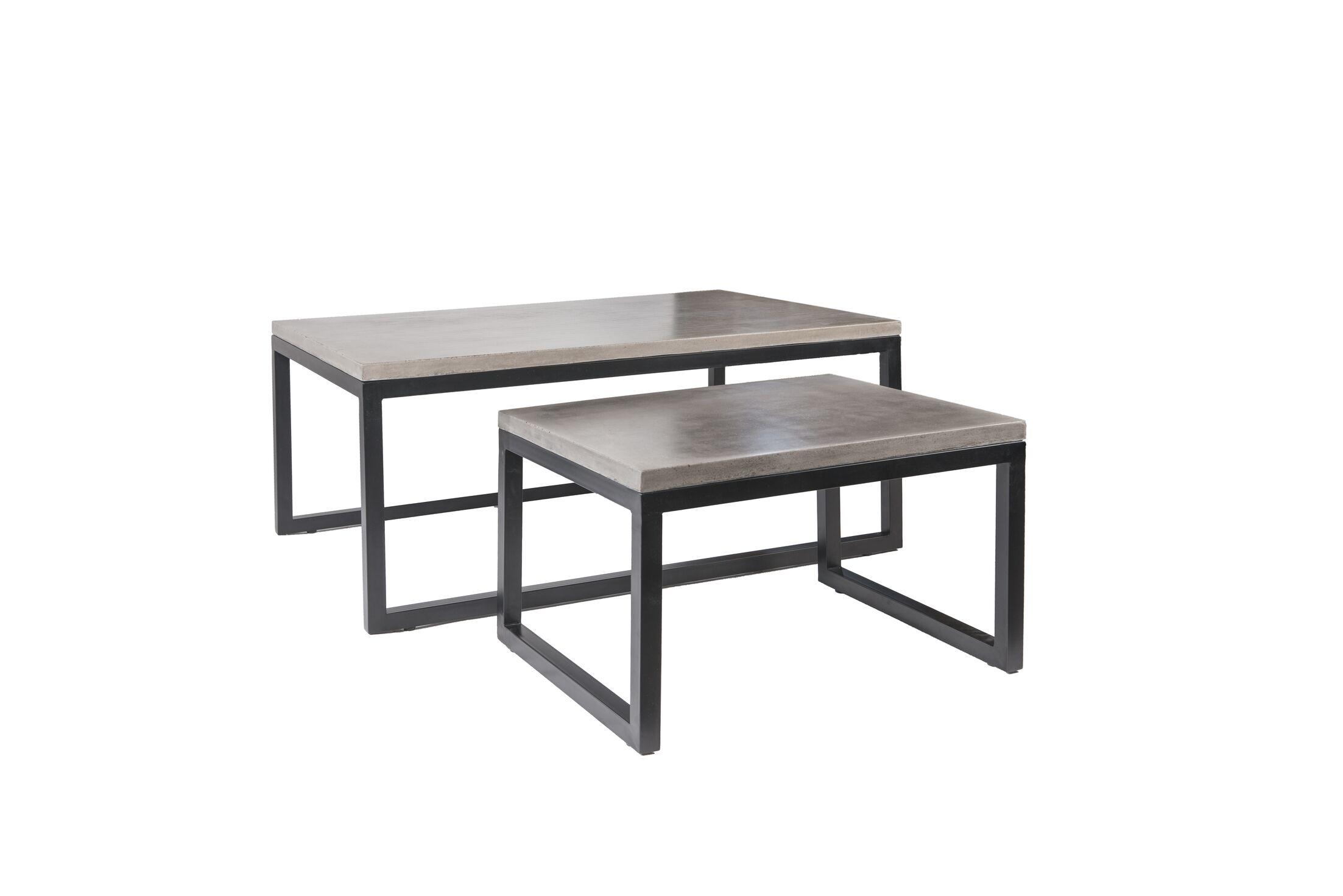 Lingo 2 Piece Coffee Table Set