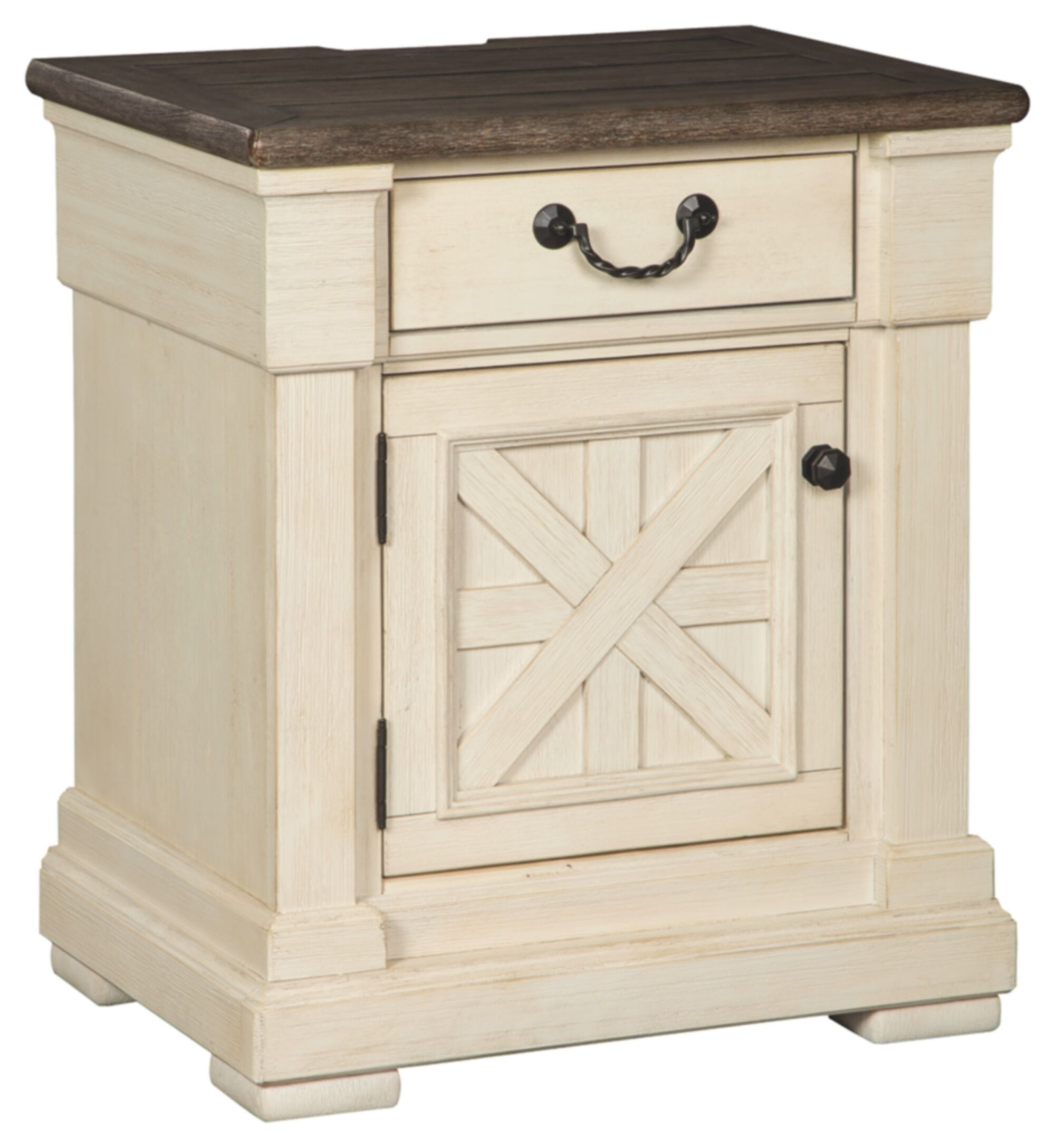 Alsace 1 Drawer Night Stand