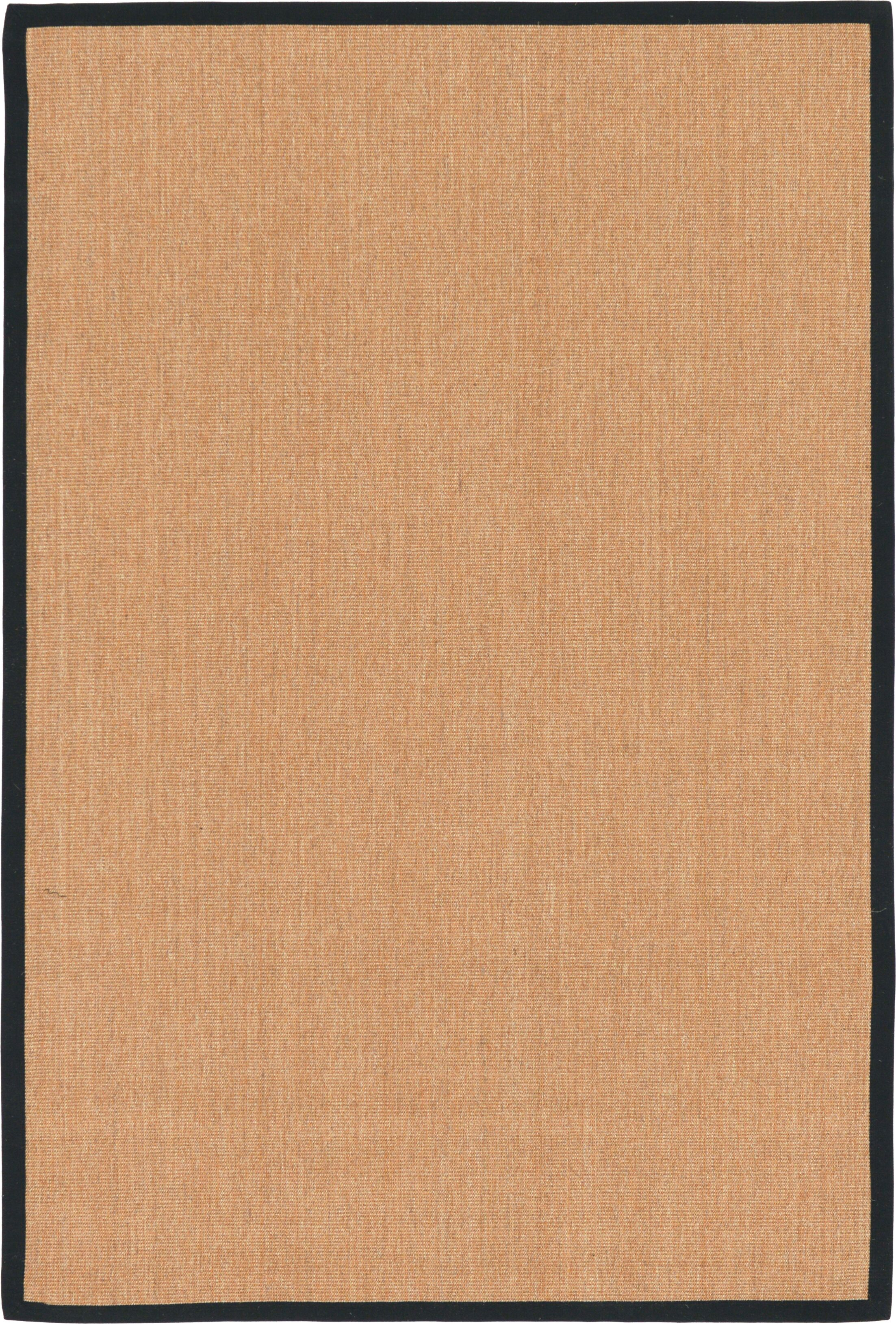 Grosvenor Light Brown Area Rug Rug Size: Rectangle 9' x 12'