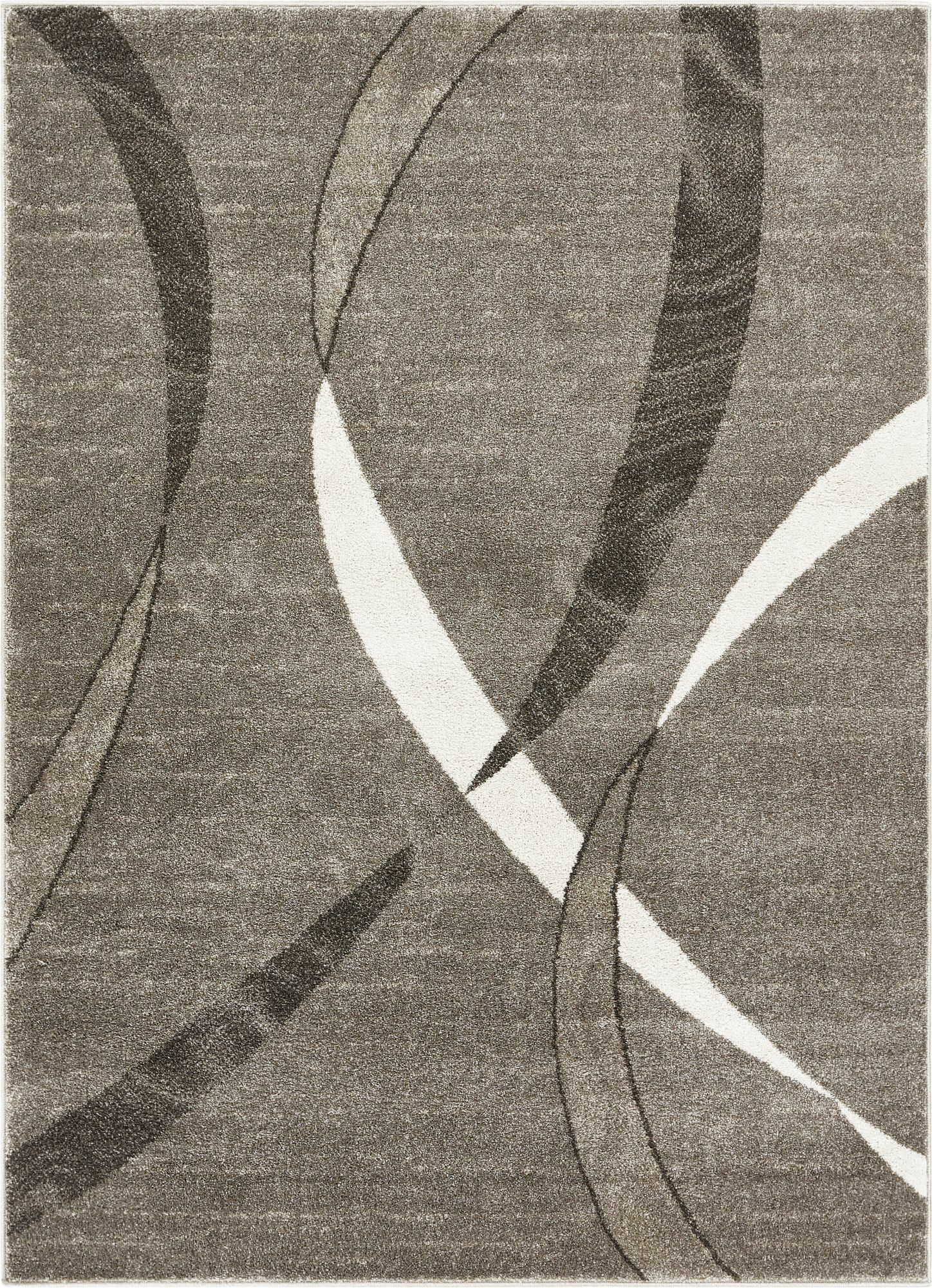 Hans Gray Area Rug Rug Size: Rectangle 3'11