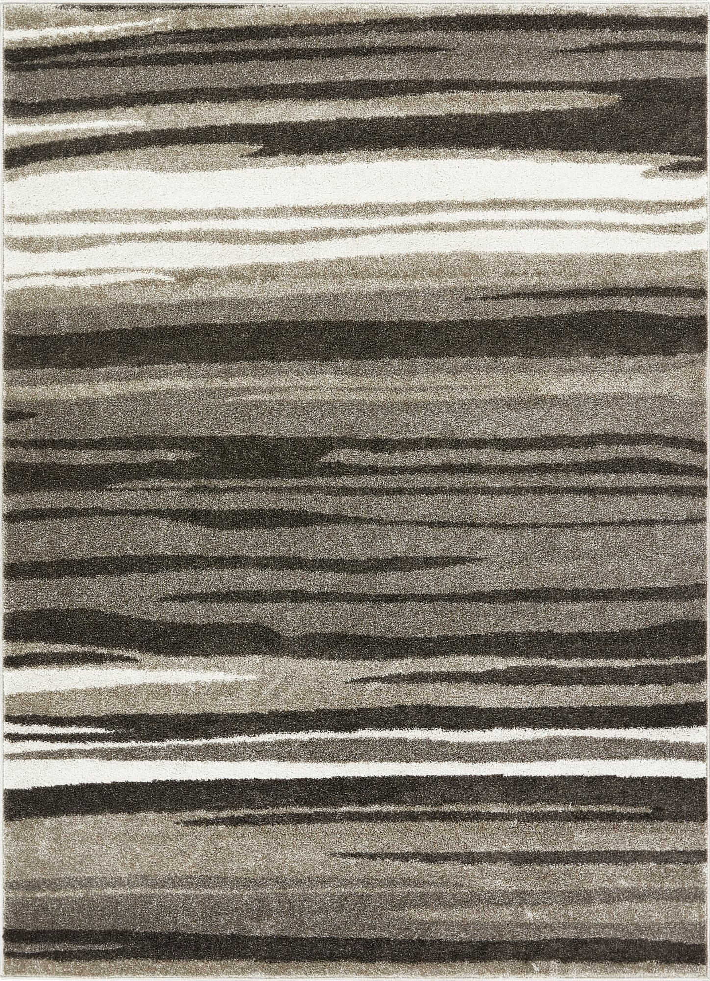 Hans Gray Area Rug Rug Size: Rectangle 7'10