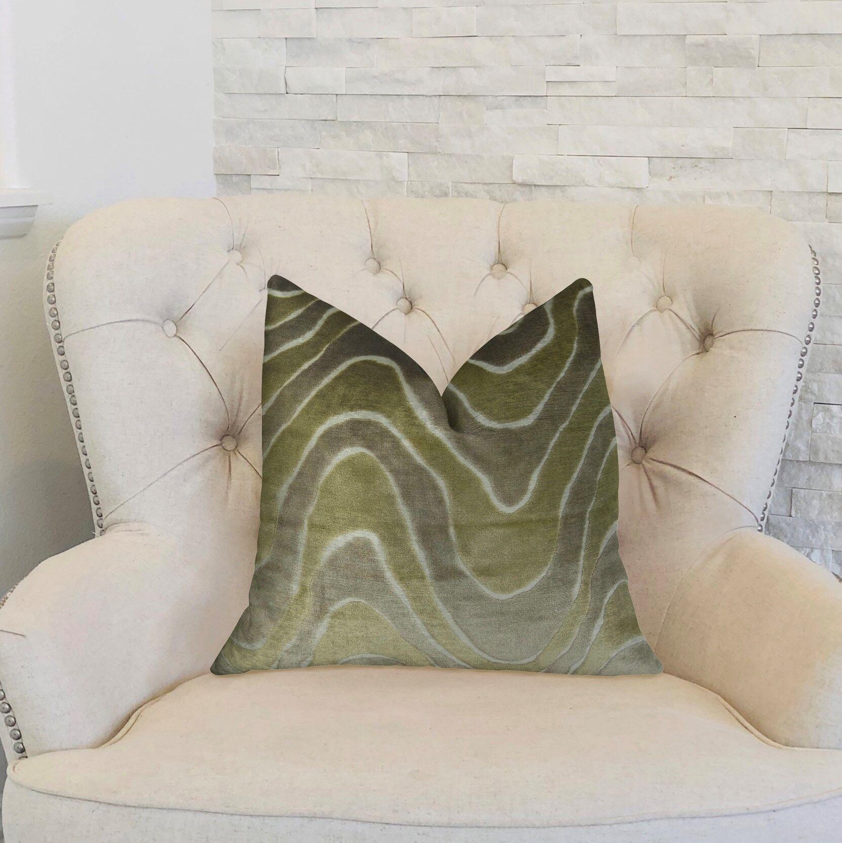 Garst Handmade Luxury Pillow Size: 22