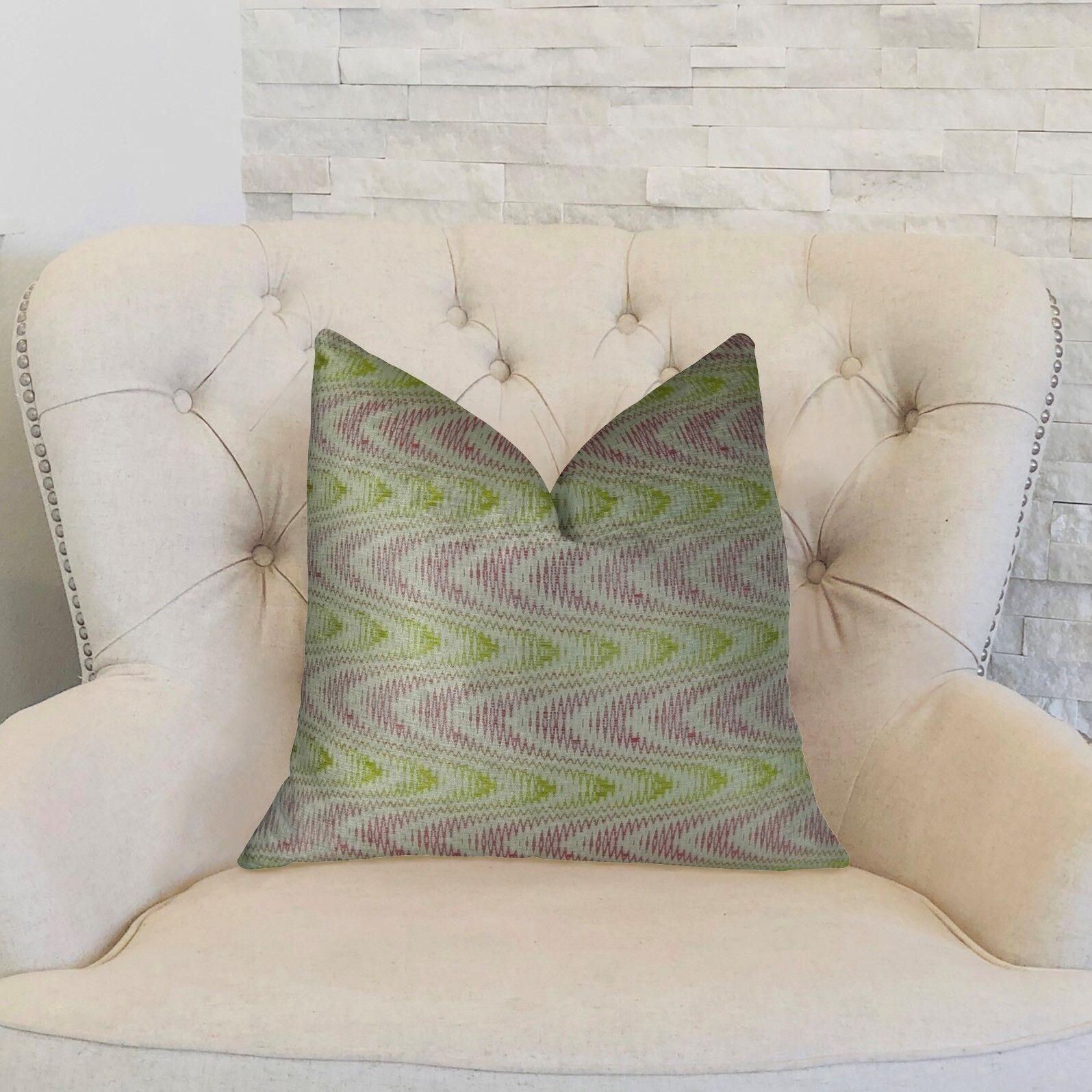 Jara-Scairffia Handmade Luxury Pillow Size: 20