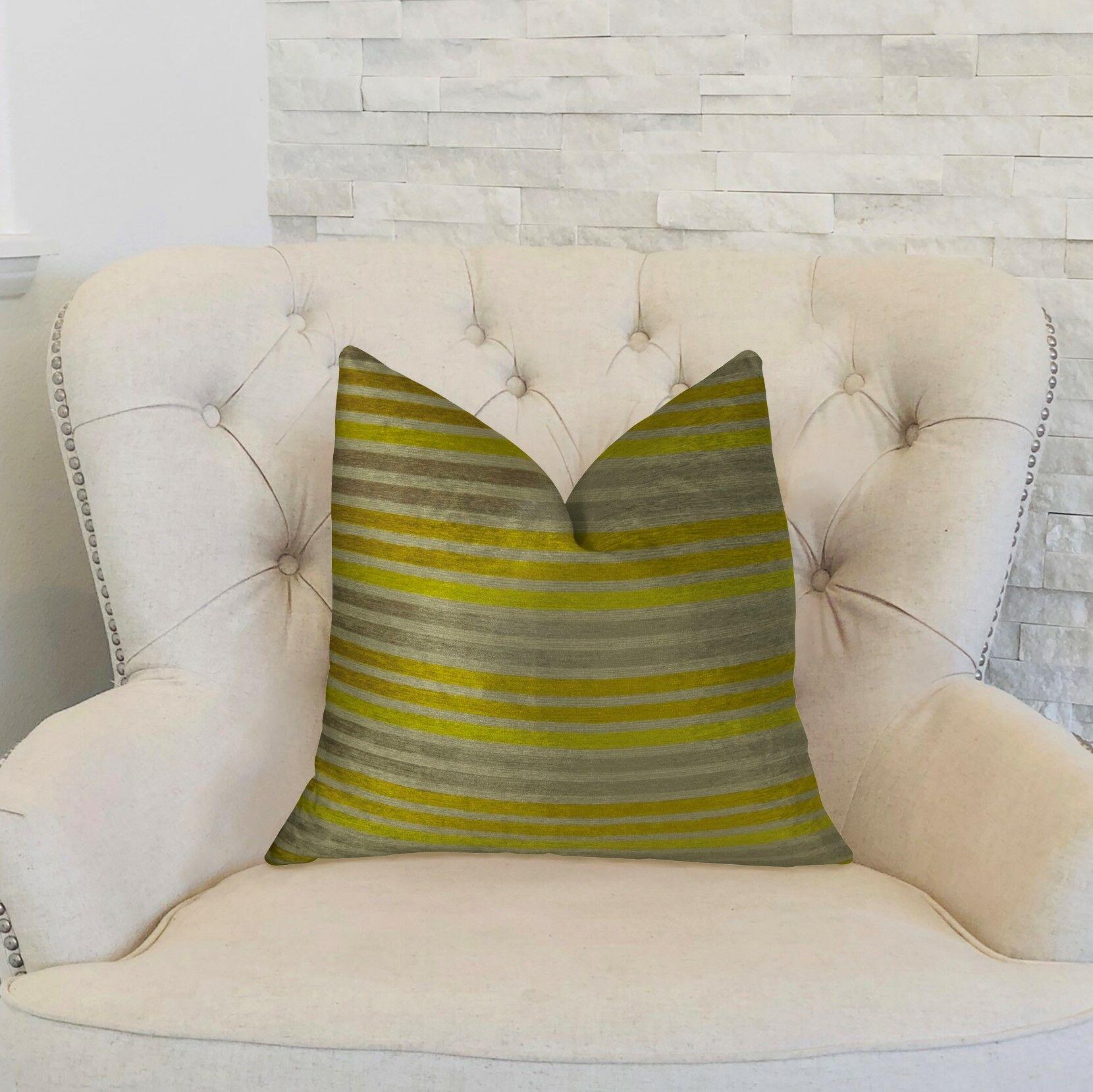 Gammill Handmade Luxury Pillow Size: 16