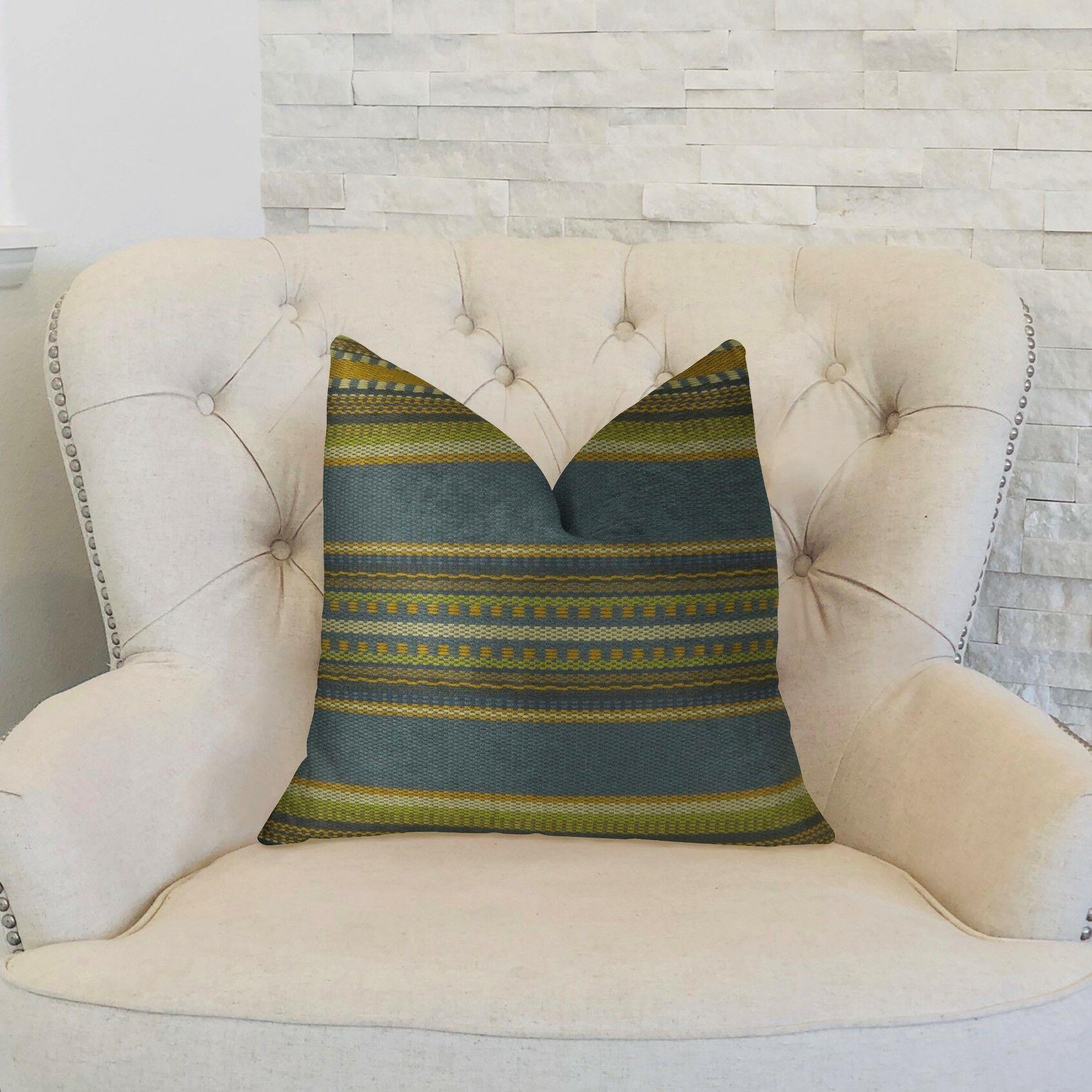 Wideman Handmade Luxury Pillow Size: 20
