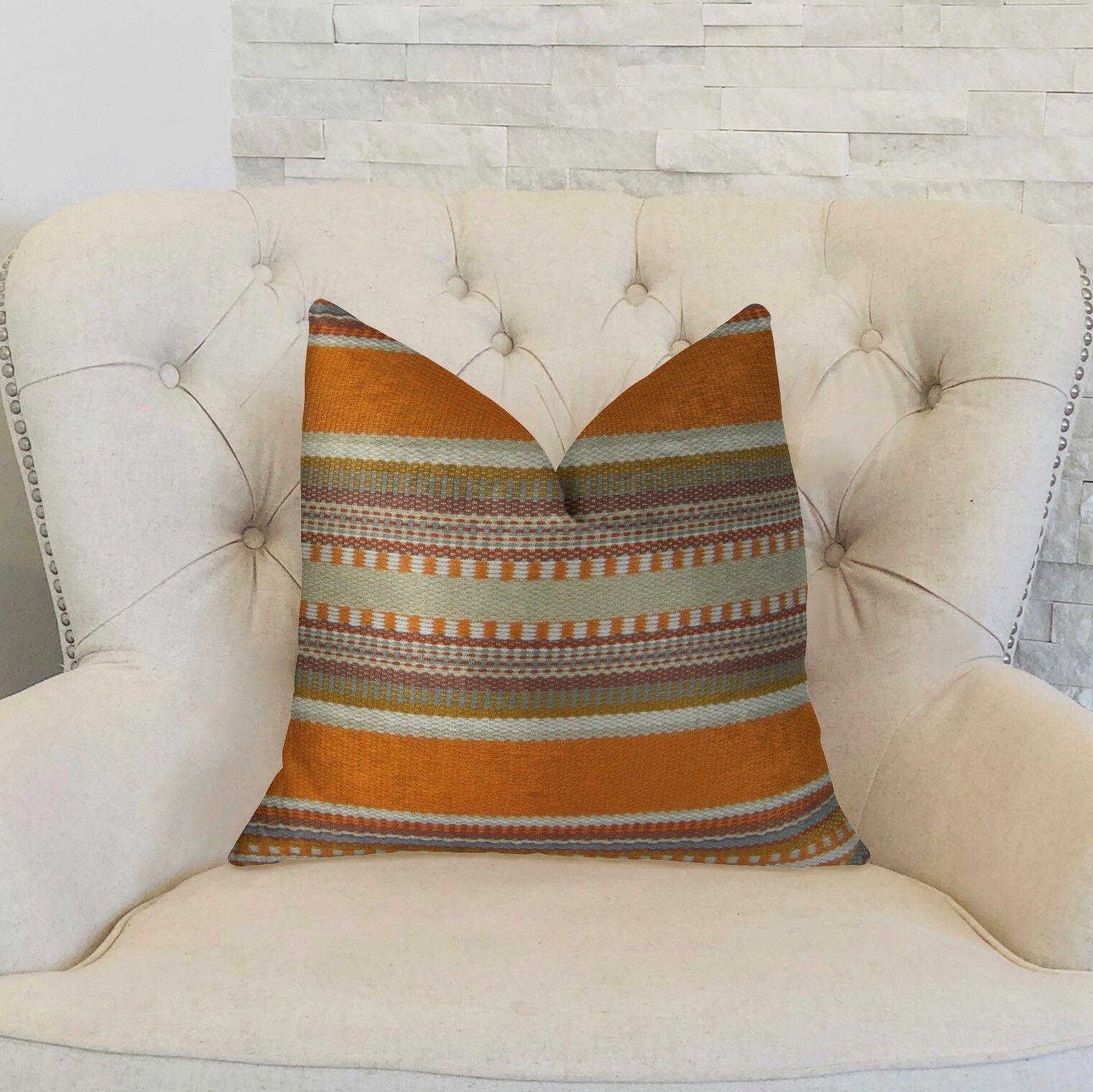 Widener Handmade Luxury Pillow Size: 16