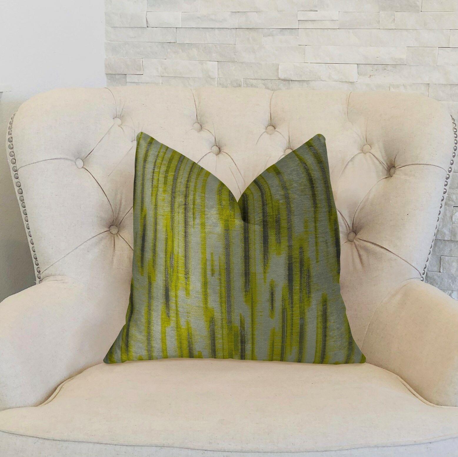 Primeau Handmade Luxury Pillow Size: 20