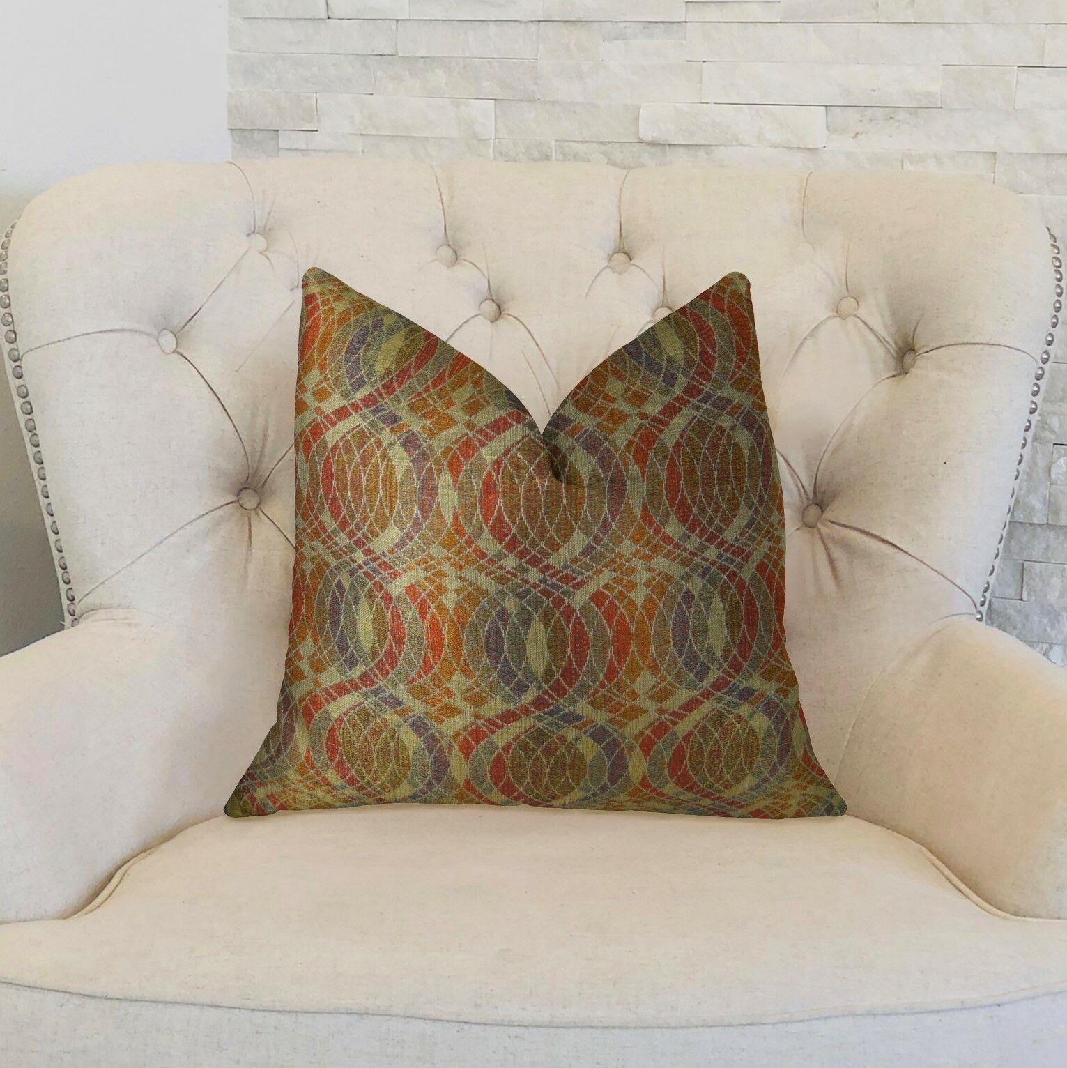 Rudi Handmade Luxury Pillow Size: 12