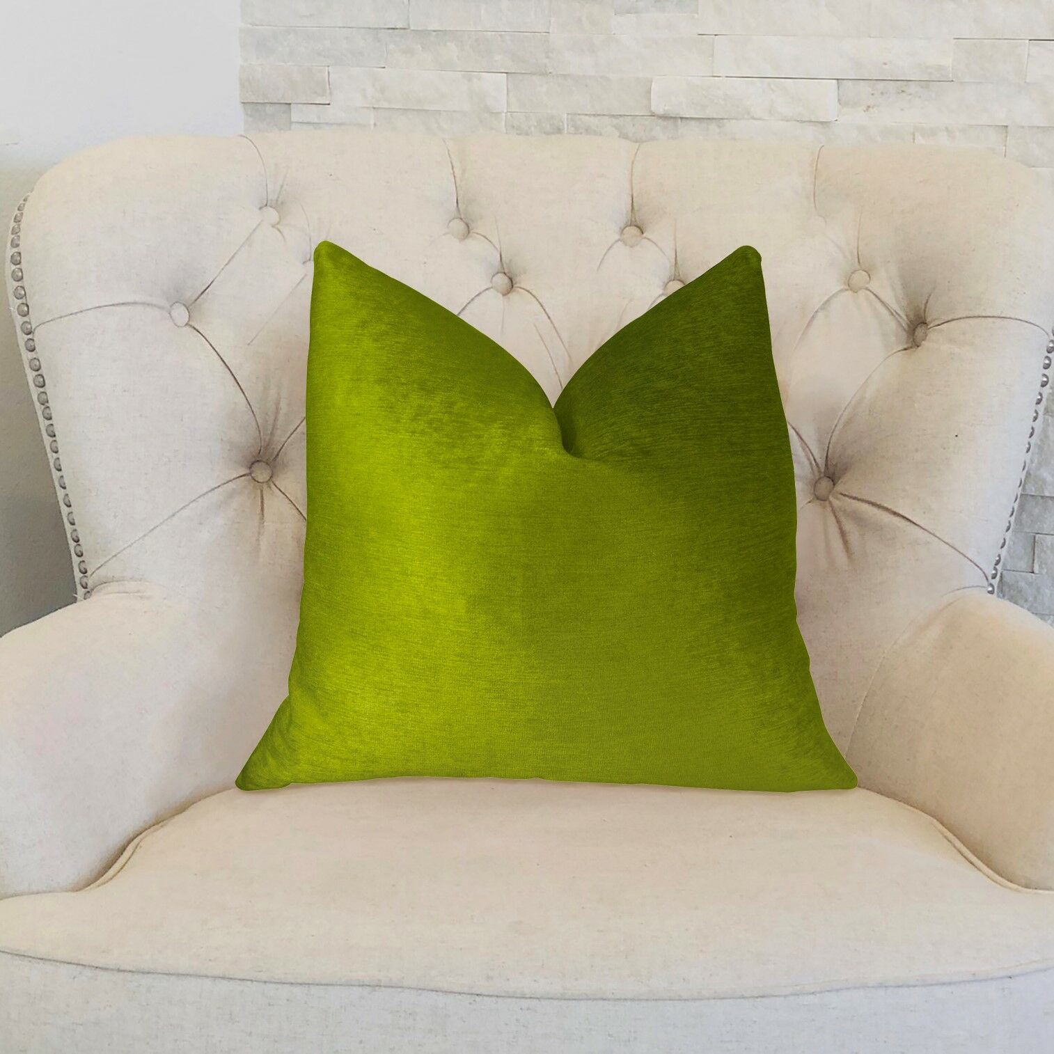 Garay Handmade Luxury Pillow Size: 20