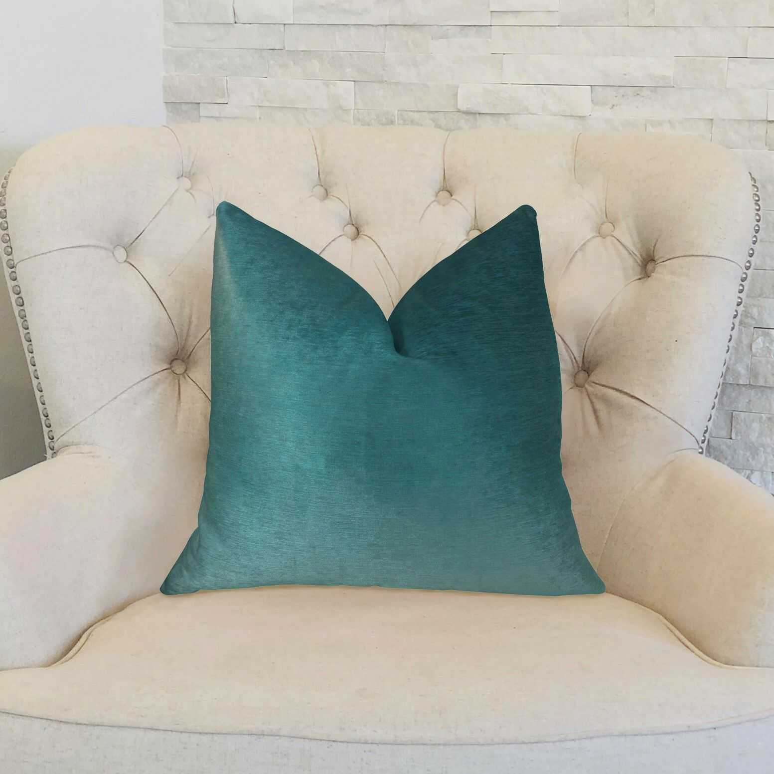 Loken Handmade Cotton Luxury Pillow Size: 24