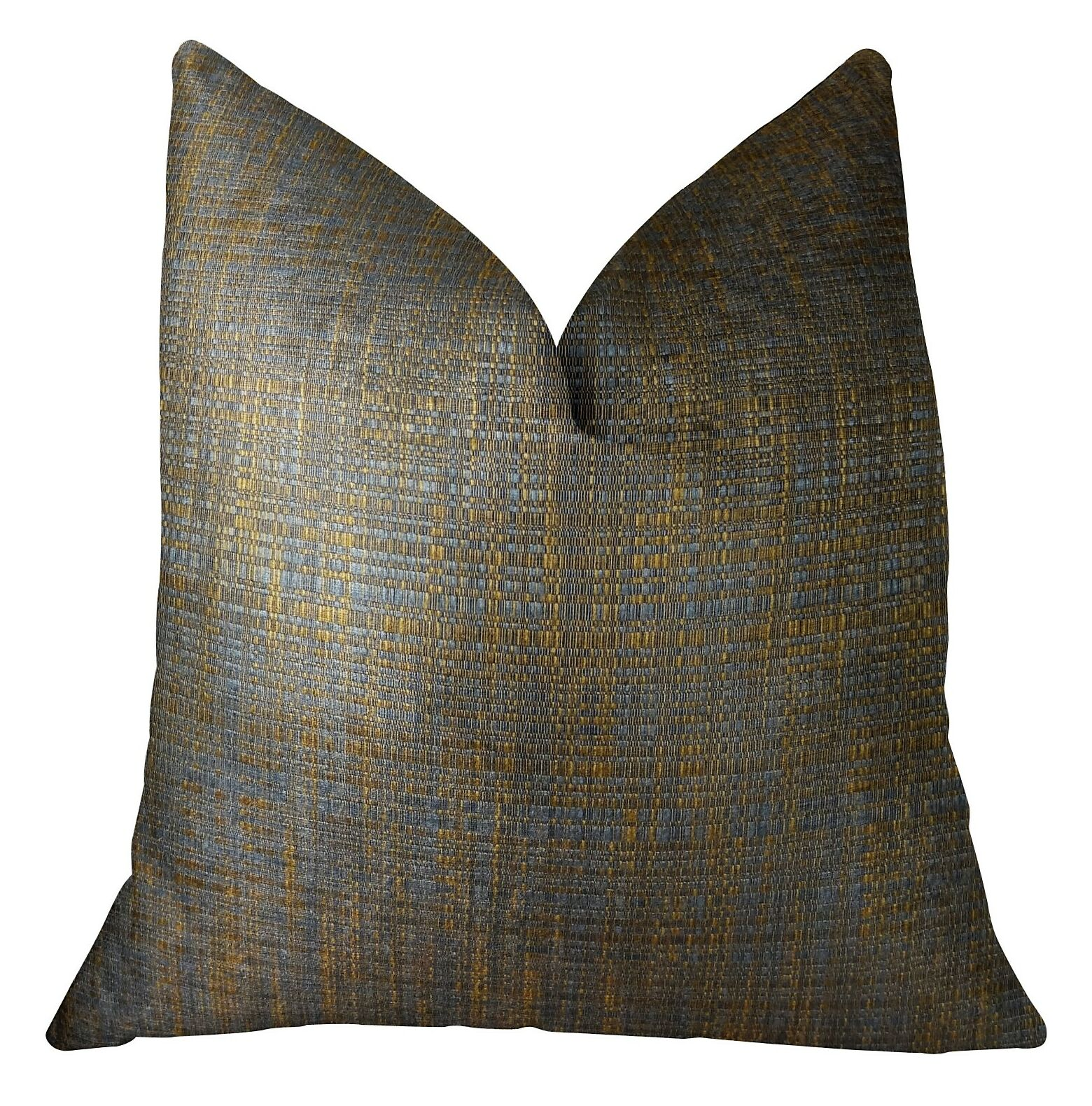 Impriano Handmade Luxury Pillow Size: 26
