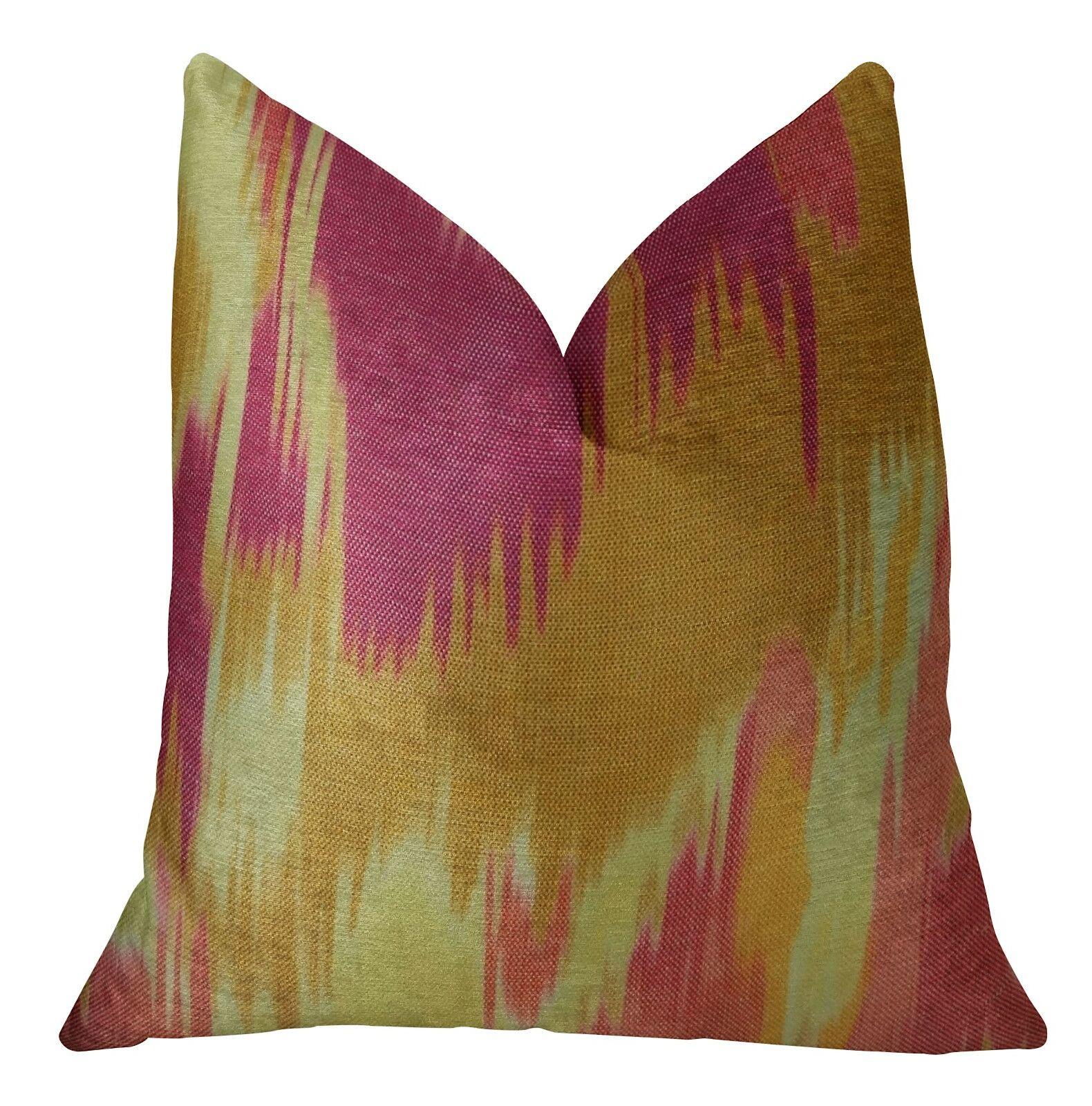 Gann Handmade Luxury Pillow Size: 20