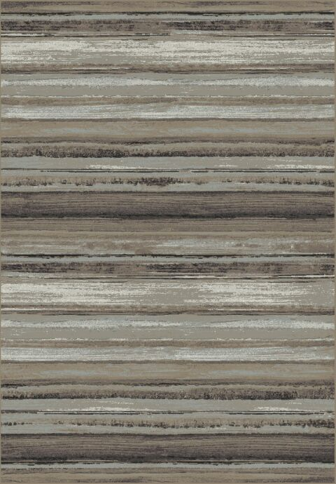 Miskell Brown Area Rug Rug Size: Rectangle 7'10