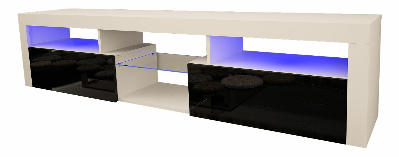 Sabacky Wall Mounted Floating TV Stand Width of TV Stand: 79