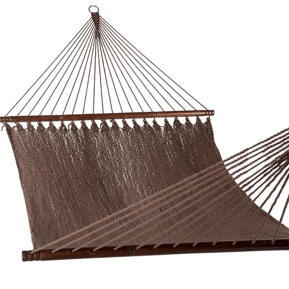 Stephengould Tree Hammock Color: Brown