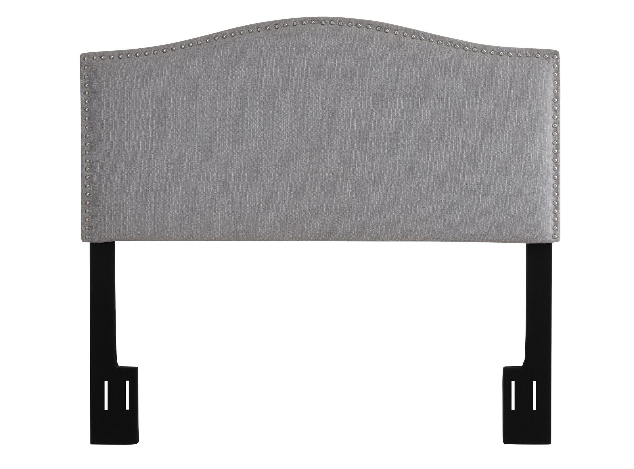 Laivai Upholstered Panel Headboard Upholstery: Dove Gray