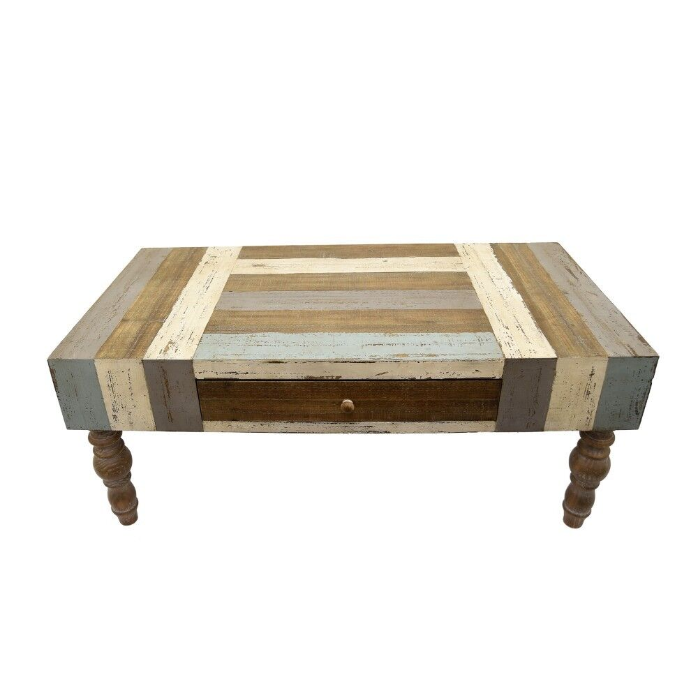 Arvin Transitive Wooden Coffee Table with Storage