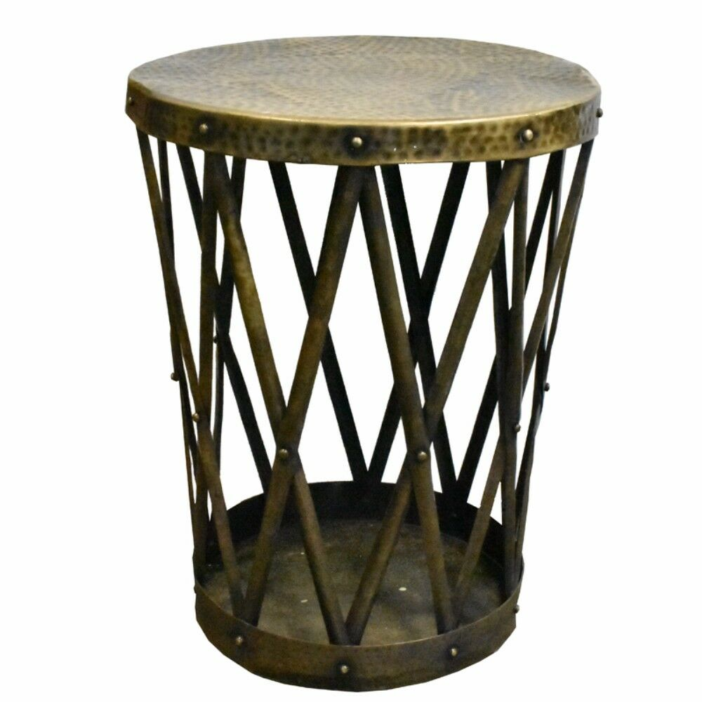 Cosentino Metal End Table