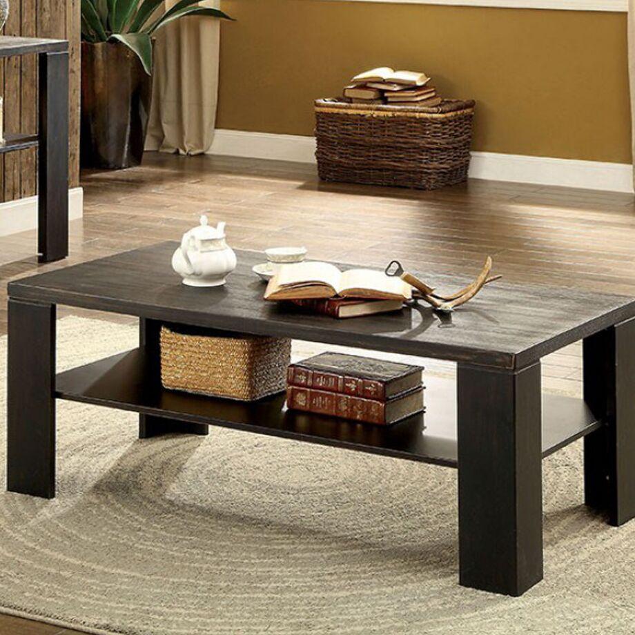 Wegman Coffee Table with Storage