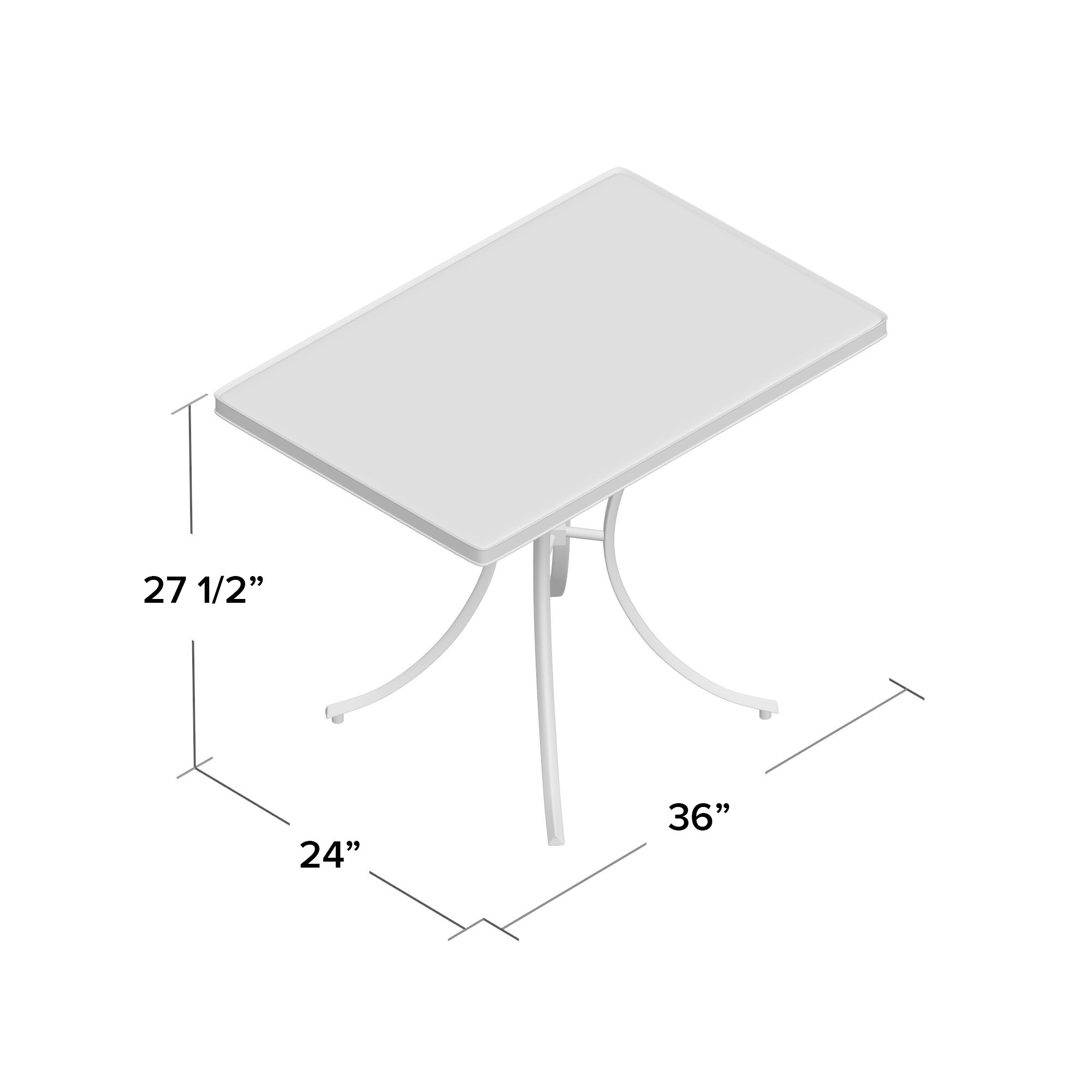 Dining Table Frame Color: Mocha, Umbrella Hole: Yes