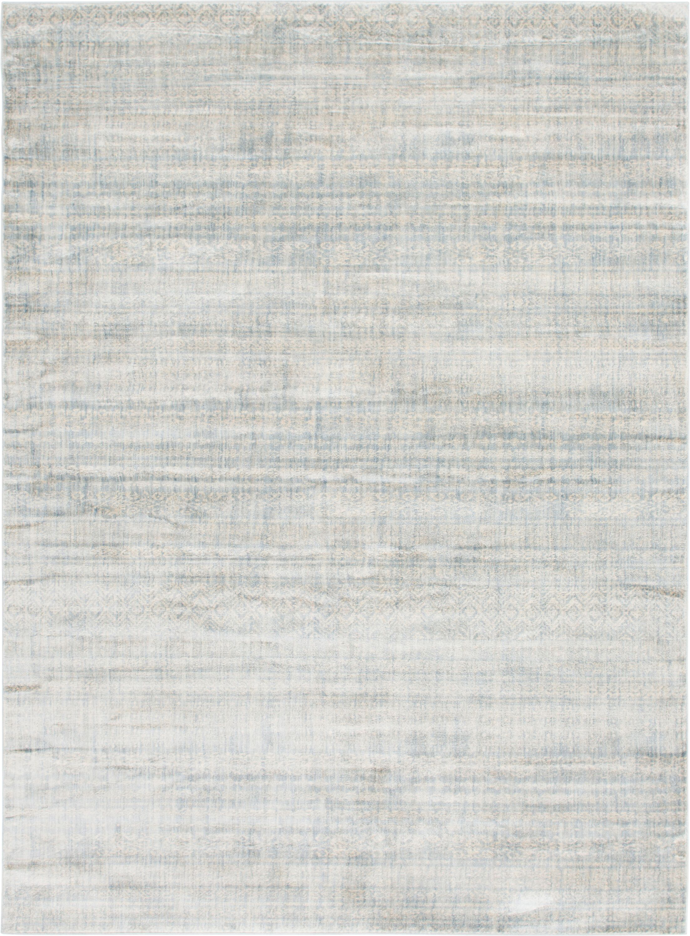 Montross Silver Mist Area Rug Rug Size: Rectangle 9' x 12'