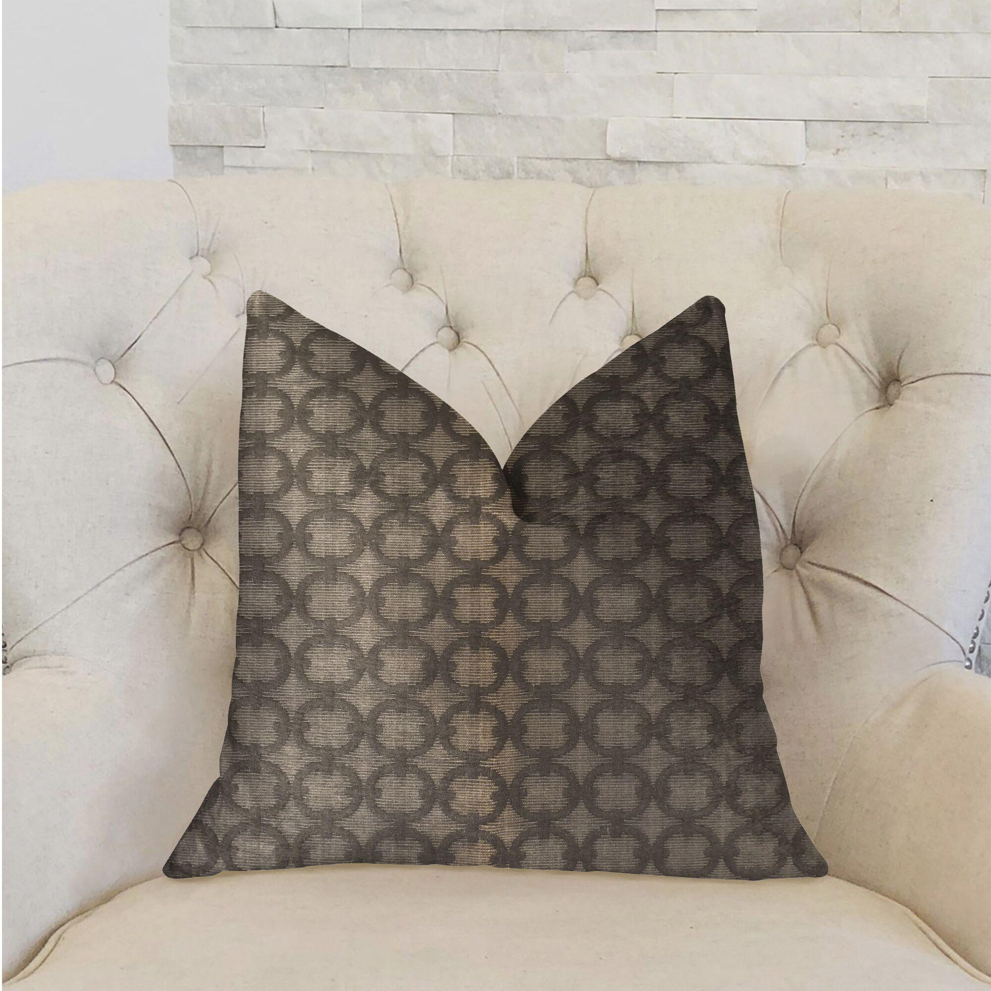 Arreguin Luxury Pillow Size: 18