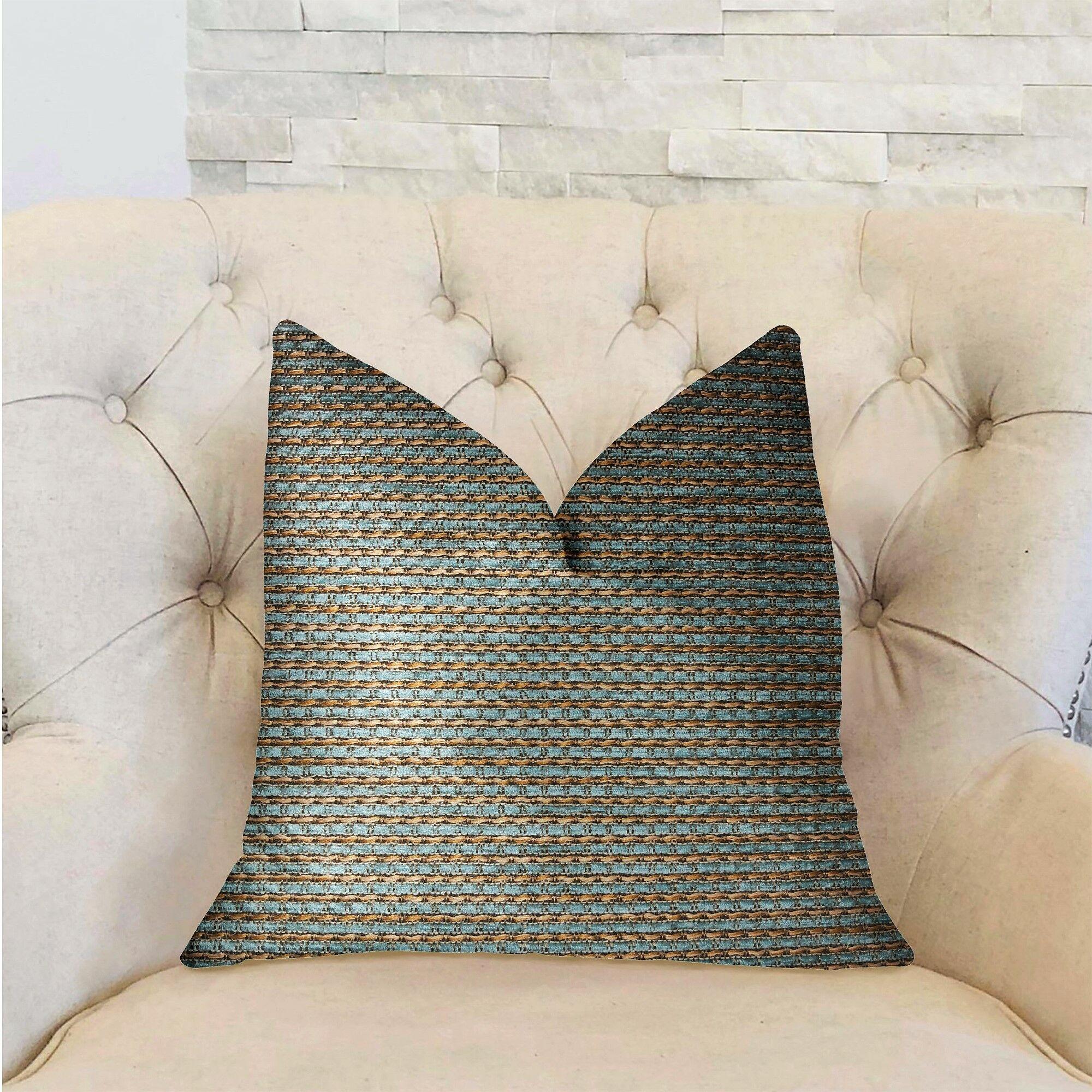 Algonquin Luxury Pillow Size: 24