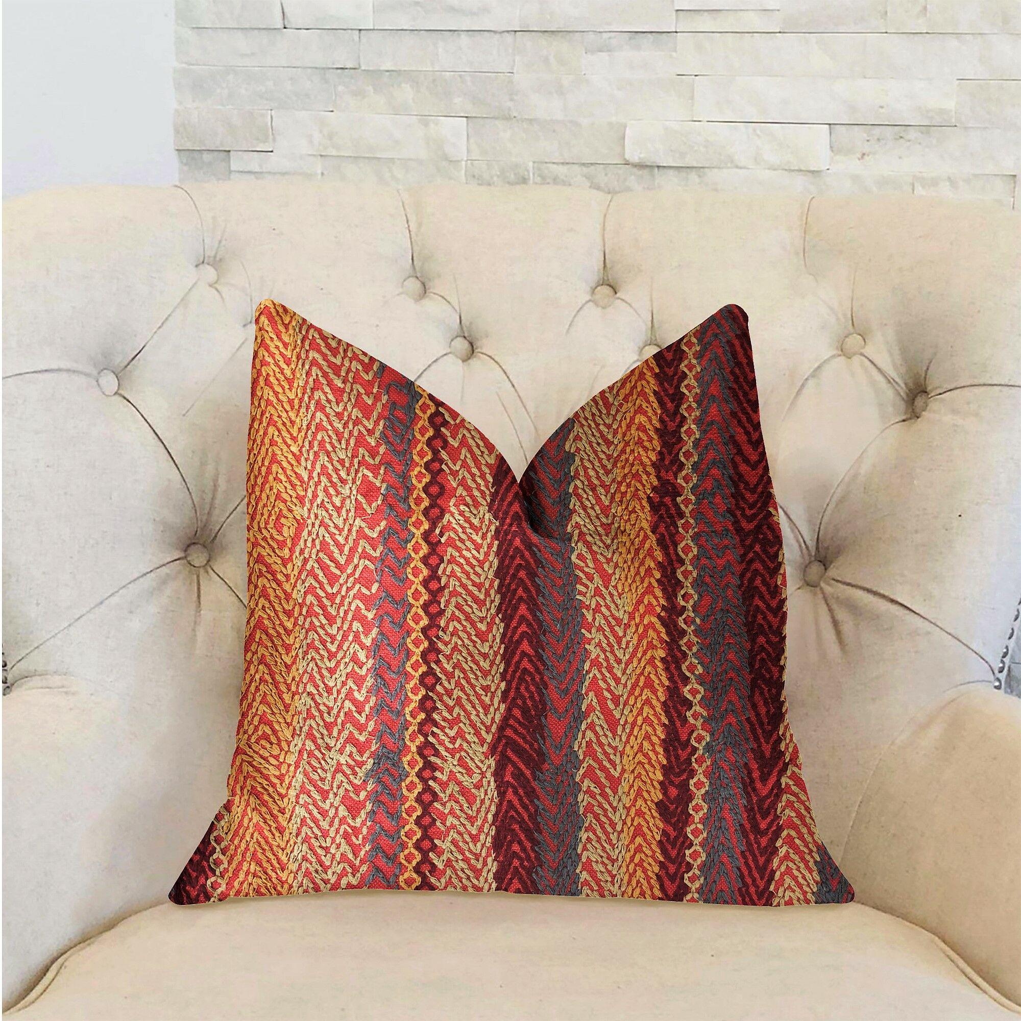 Aline Luxury Pillow Size: 20