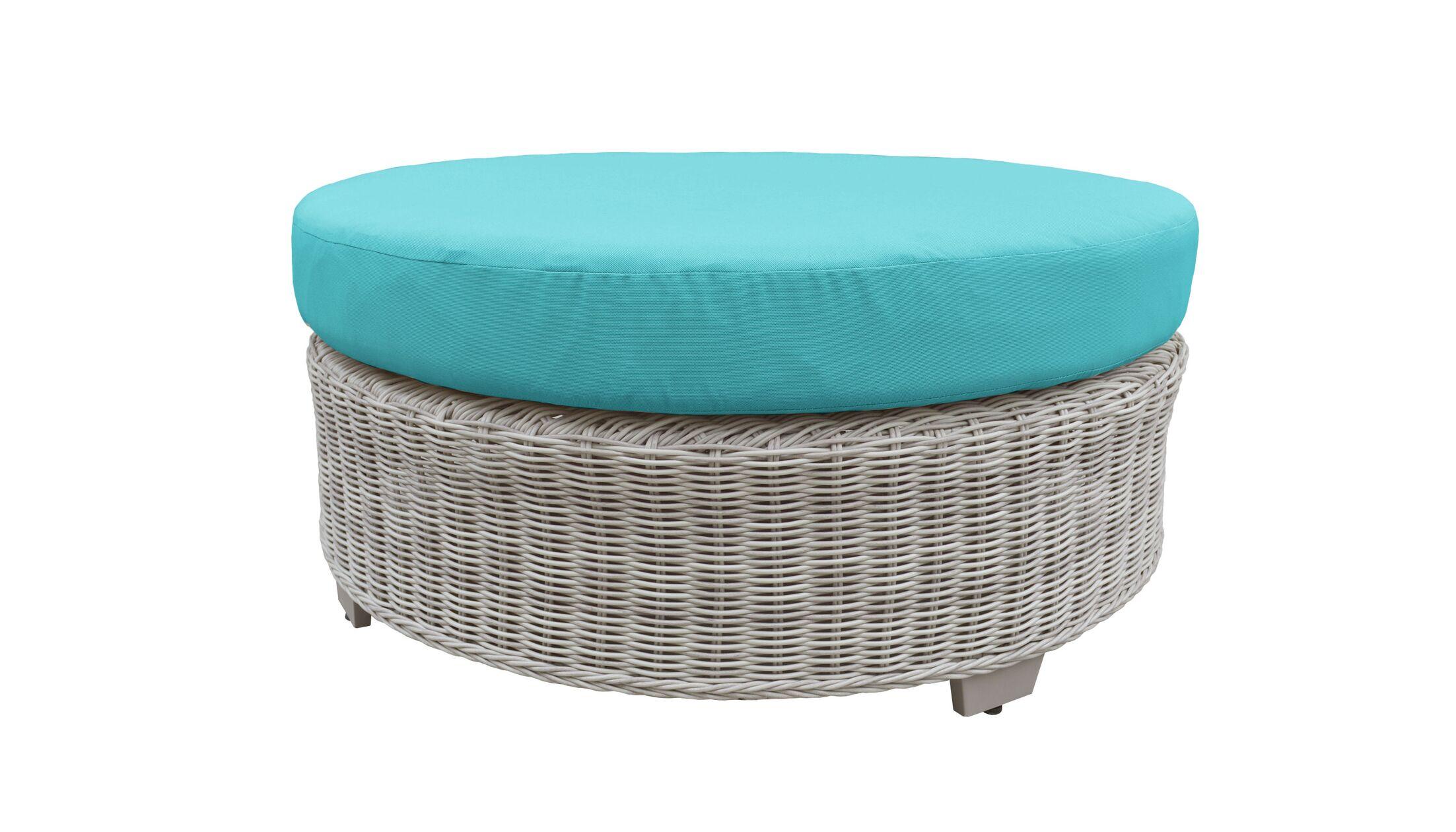 Coast Ottoman with Cushion