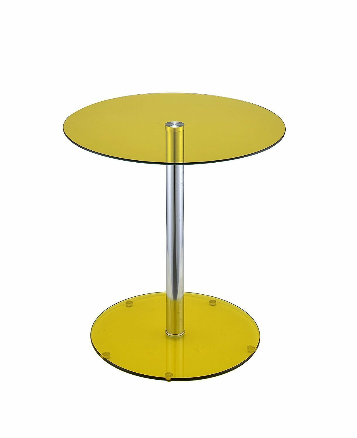 Steinfeld Modern End Table Color: Yellow
