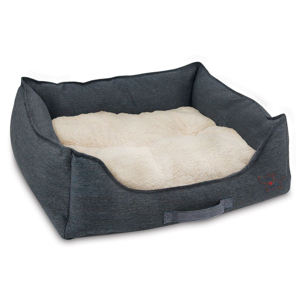 Oxford Pet Bolster Size: Large (30