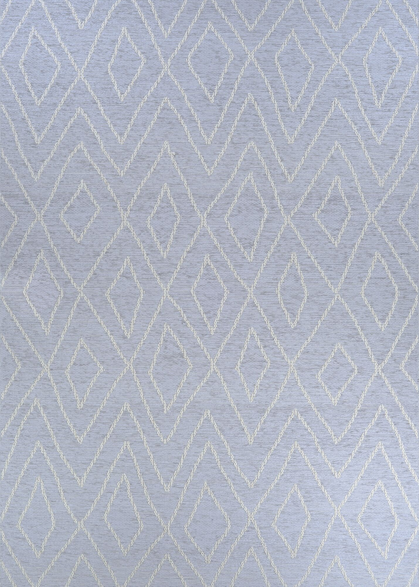 Temme Gray Indoor/Outdoor Area Rug Rug Size: Rectangle 5'1