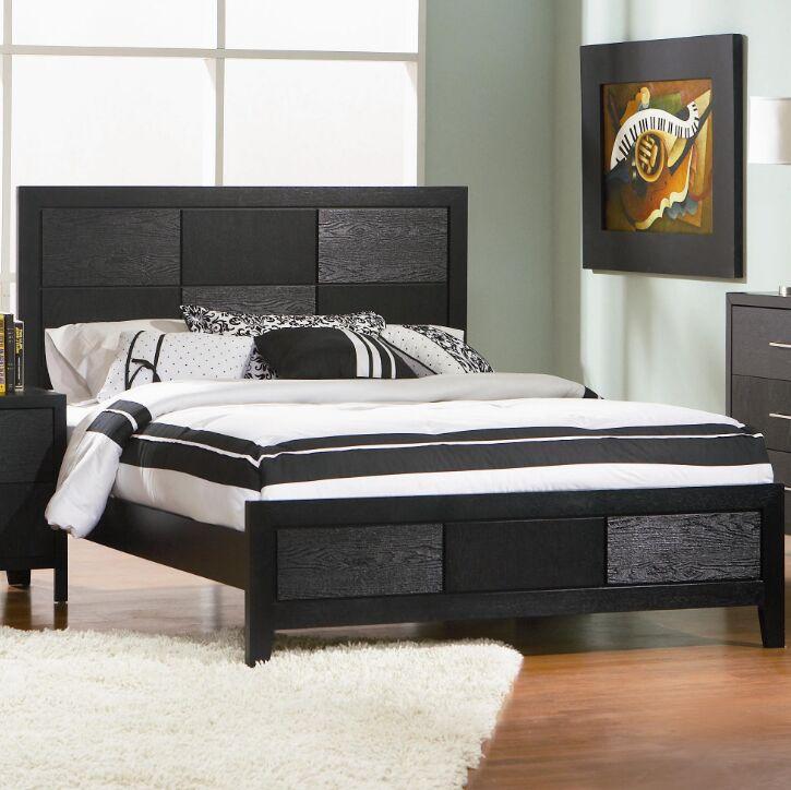 Frontenac Panel Bed Size: Queen