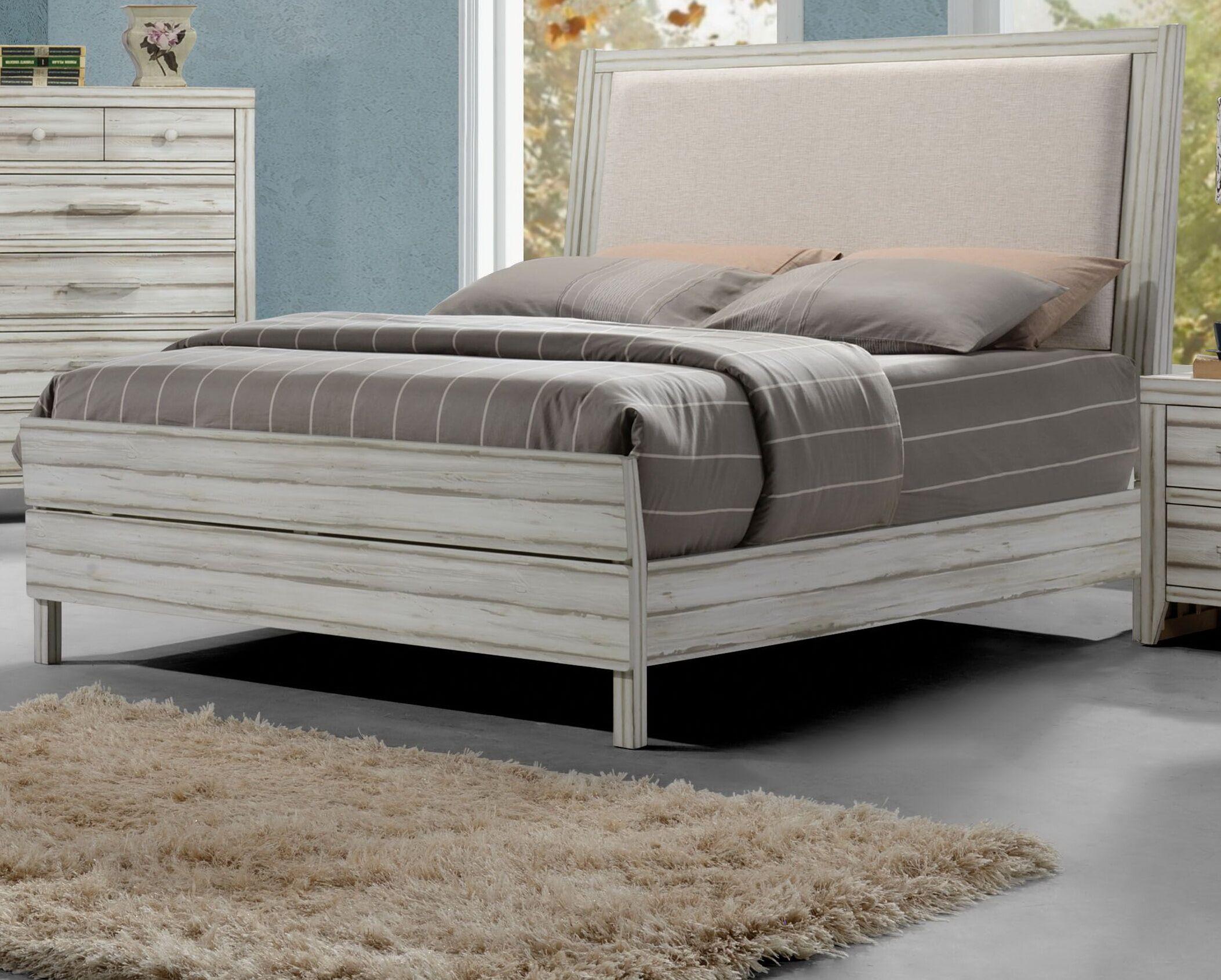 Gent Panel Configurable Bedroom Set