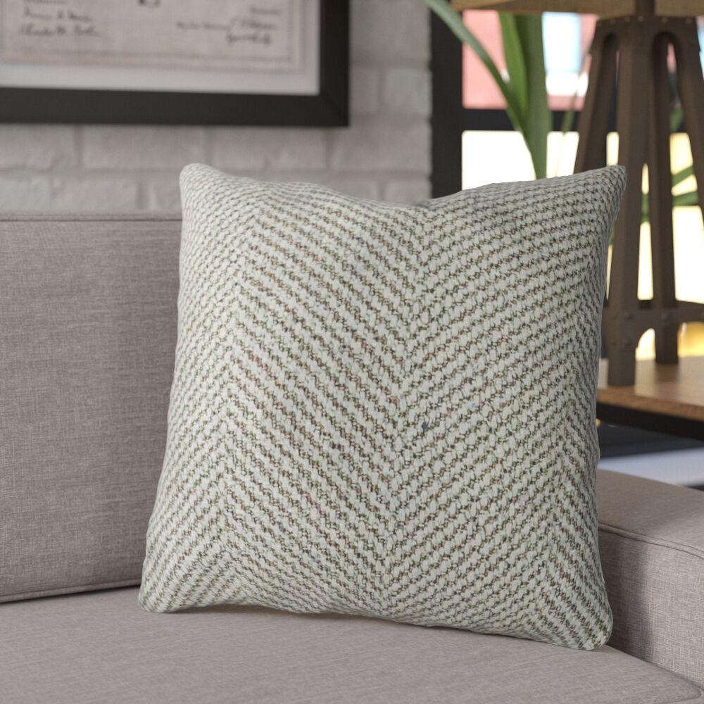 Leggett Luxury Throw Pillow Size: 20