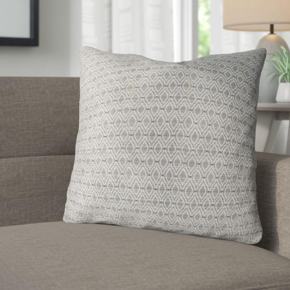 Dostal Luxury Throw Pillow Size: 18