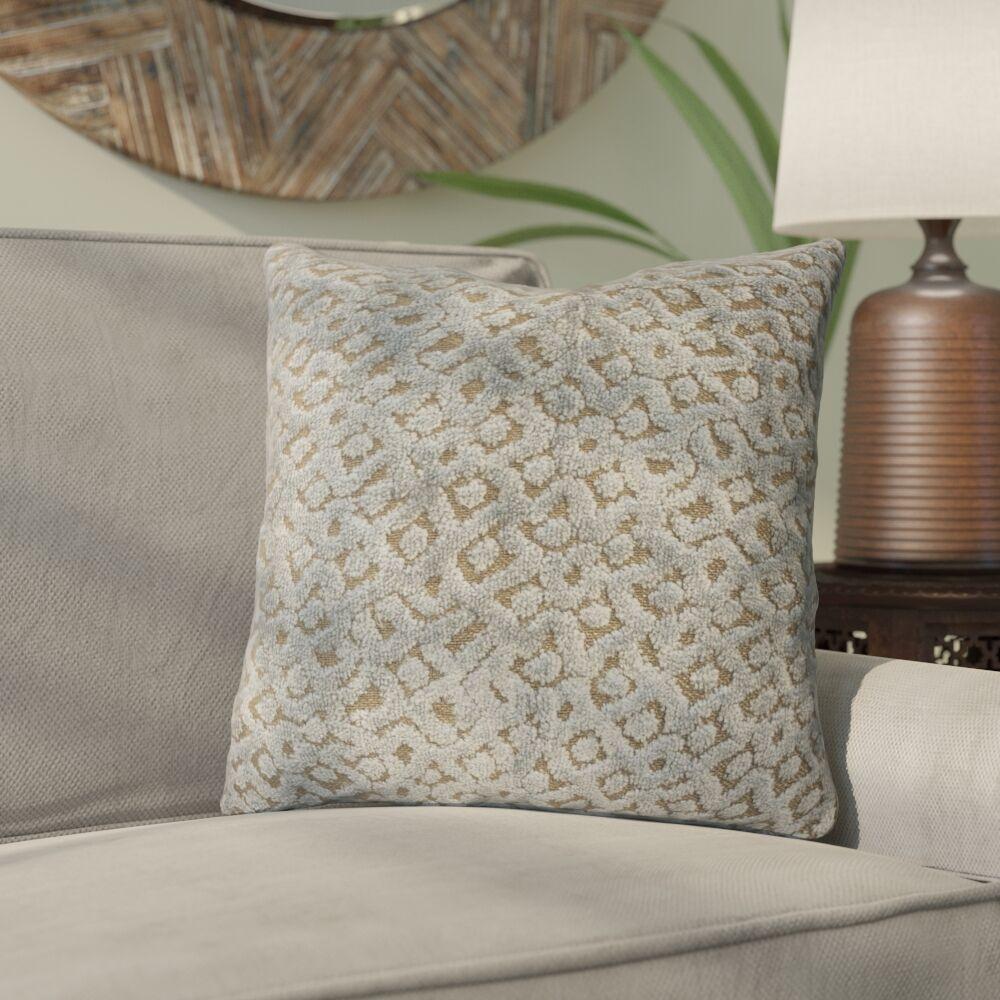 Piotrowski Luxury Throw Pillow Size: 20