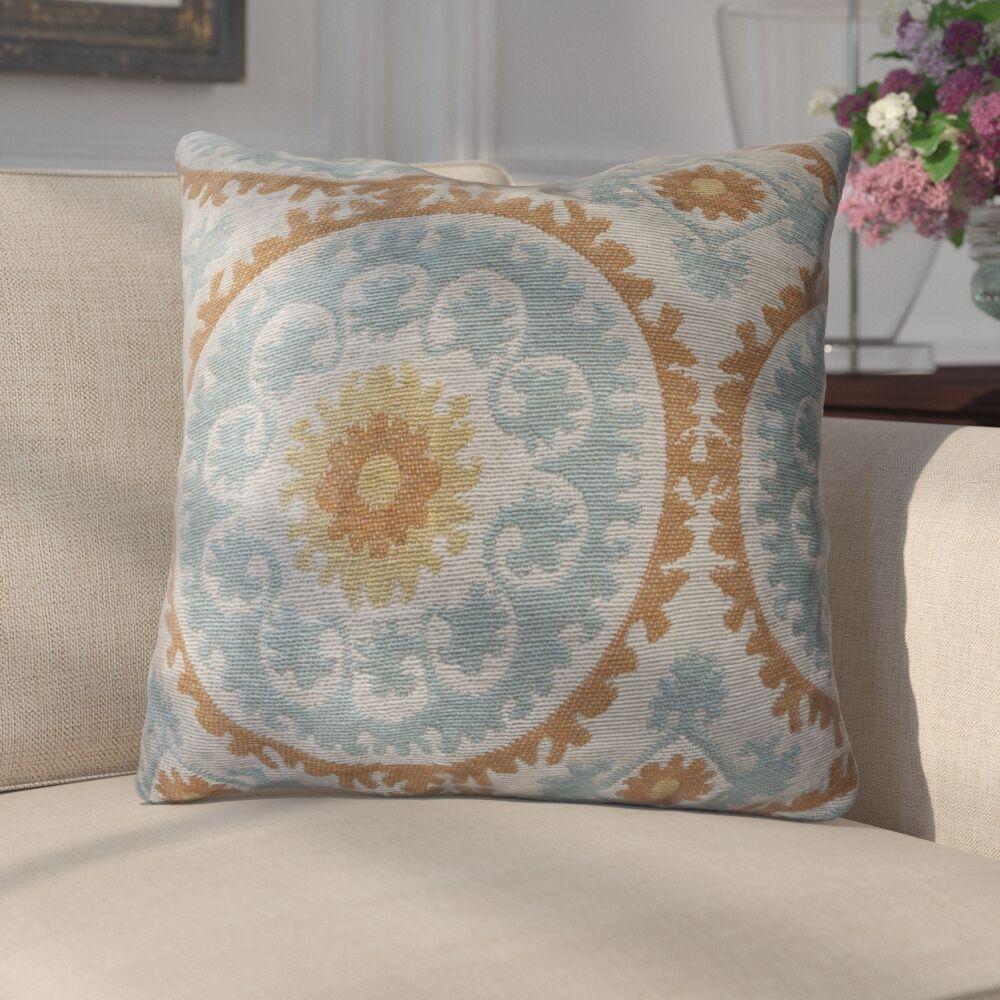 Saint Paul Luxury Throw Pillow Size: 18