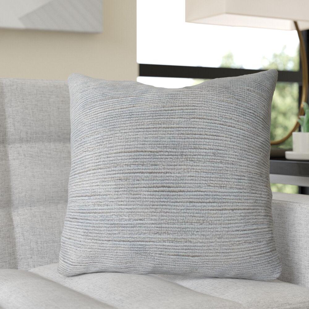 Borsch Luxury Throw Pillow Size: 16
