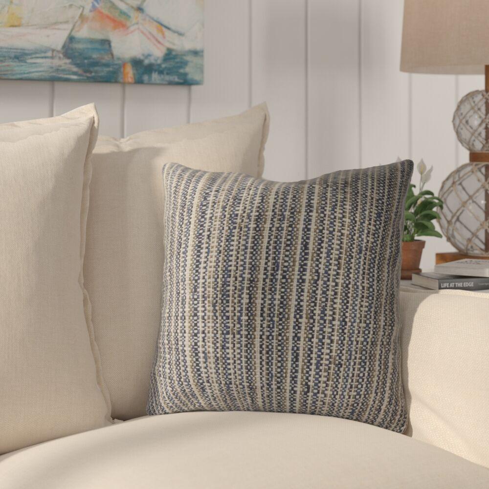 Caver Luxury Throw Pillow Size: 26