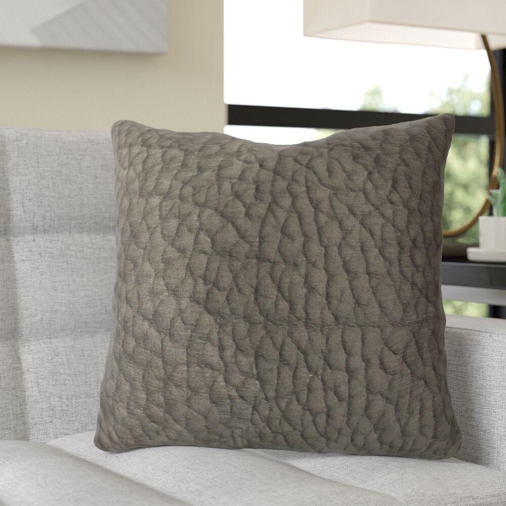 Potashnick Luxury Throw Pillow Size: 20