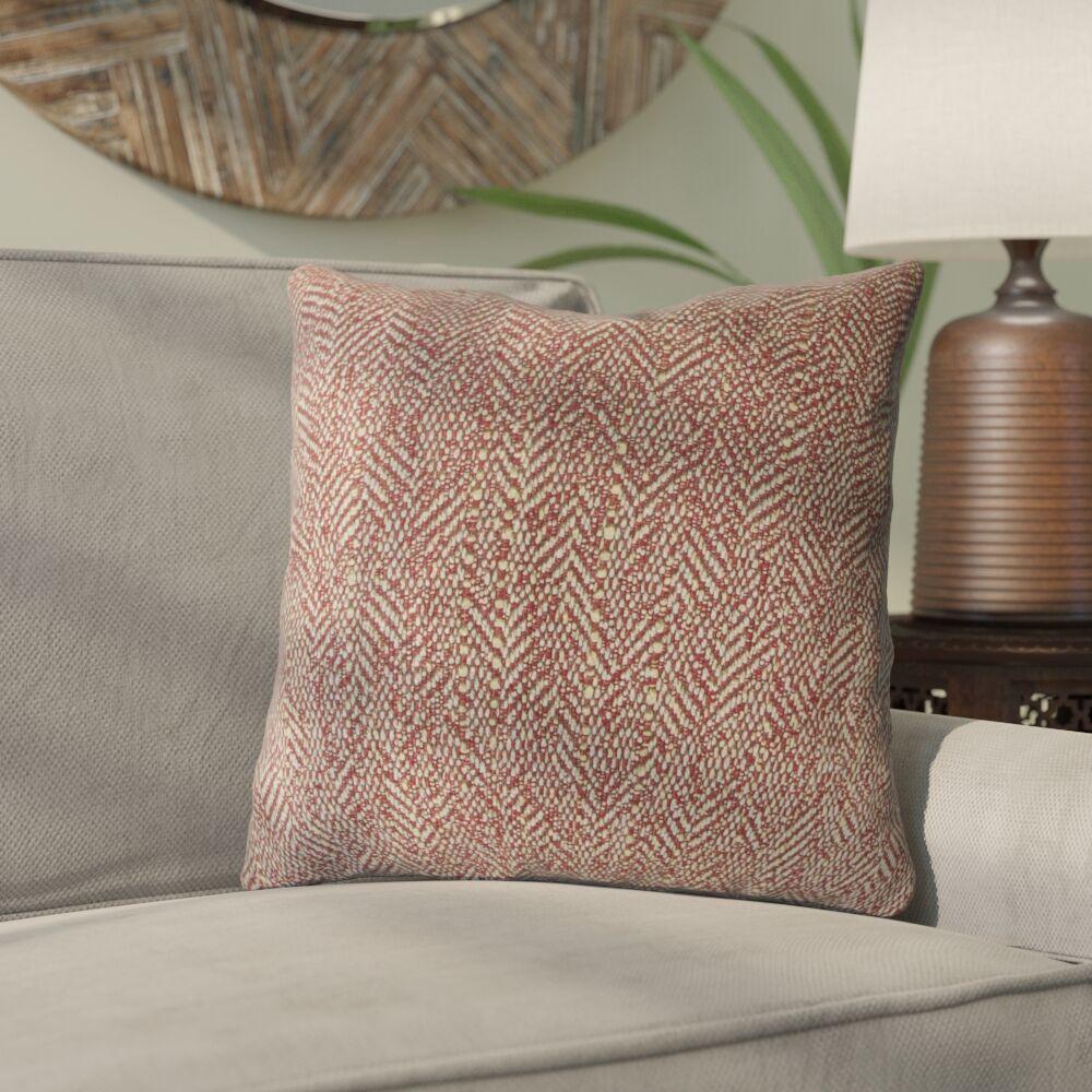 Piscitelli Luxury Throw Pillow Size: 24