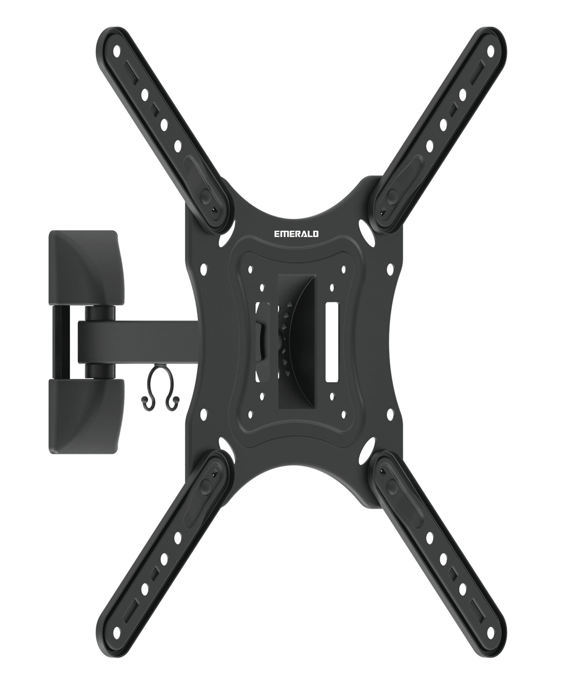 This Emerald Full motion TV mount holds 23-55