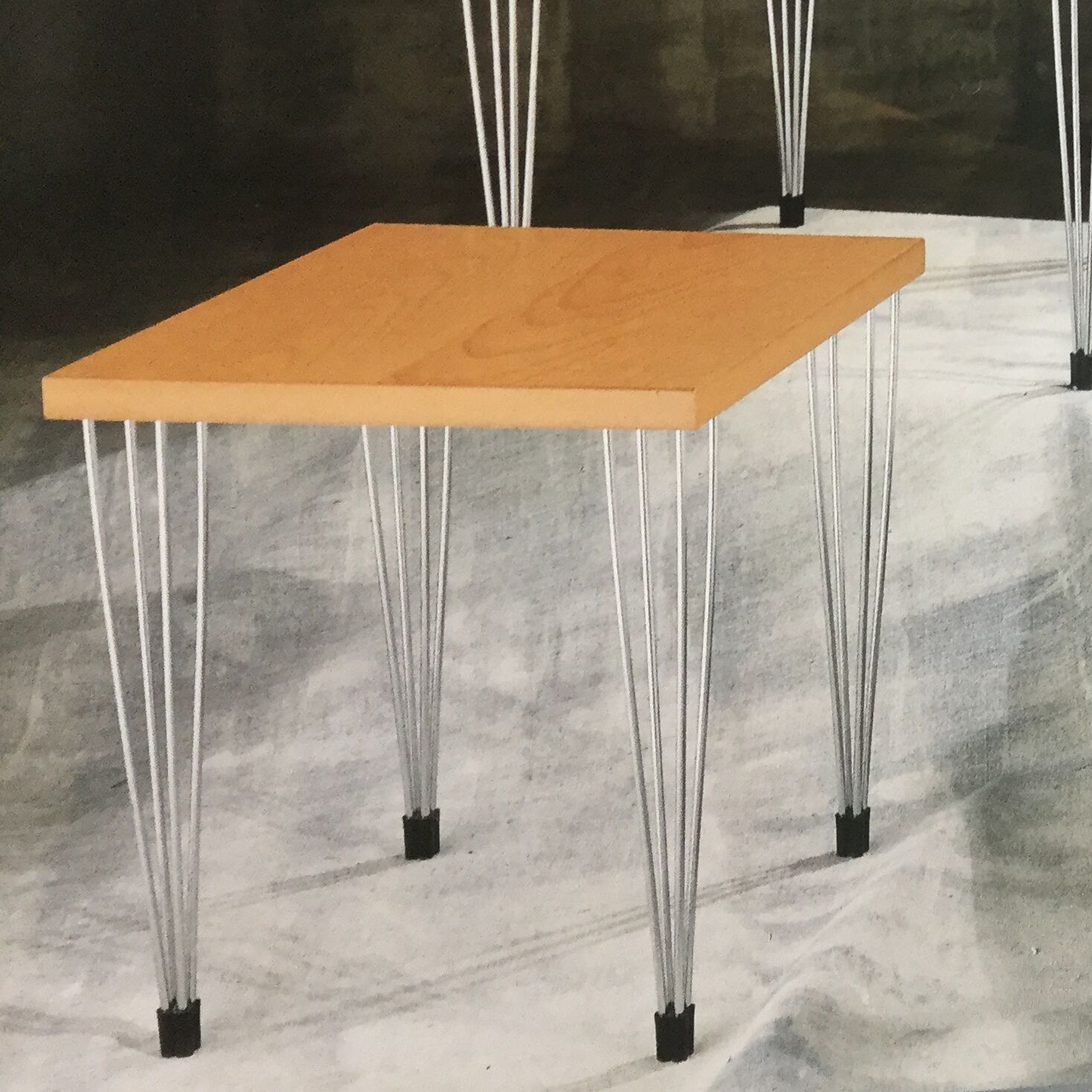 Lovern End Table Color: Beech