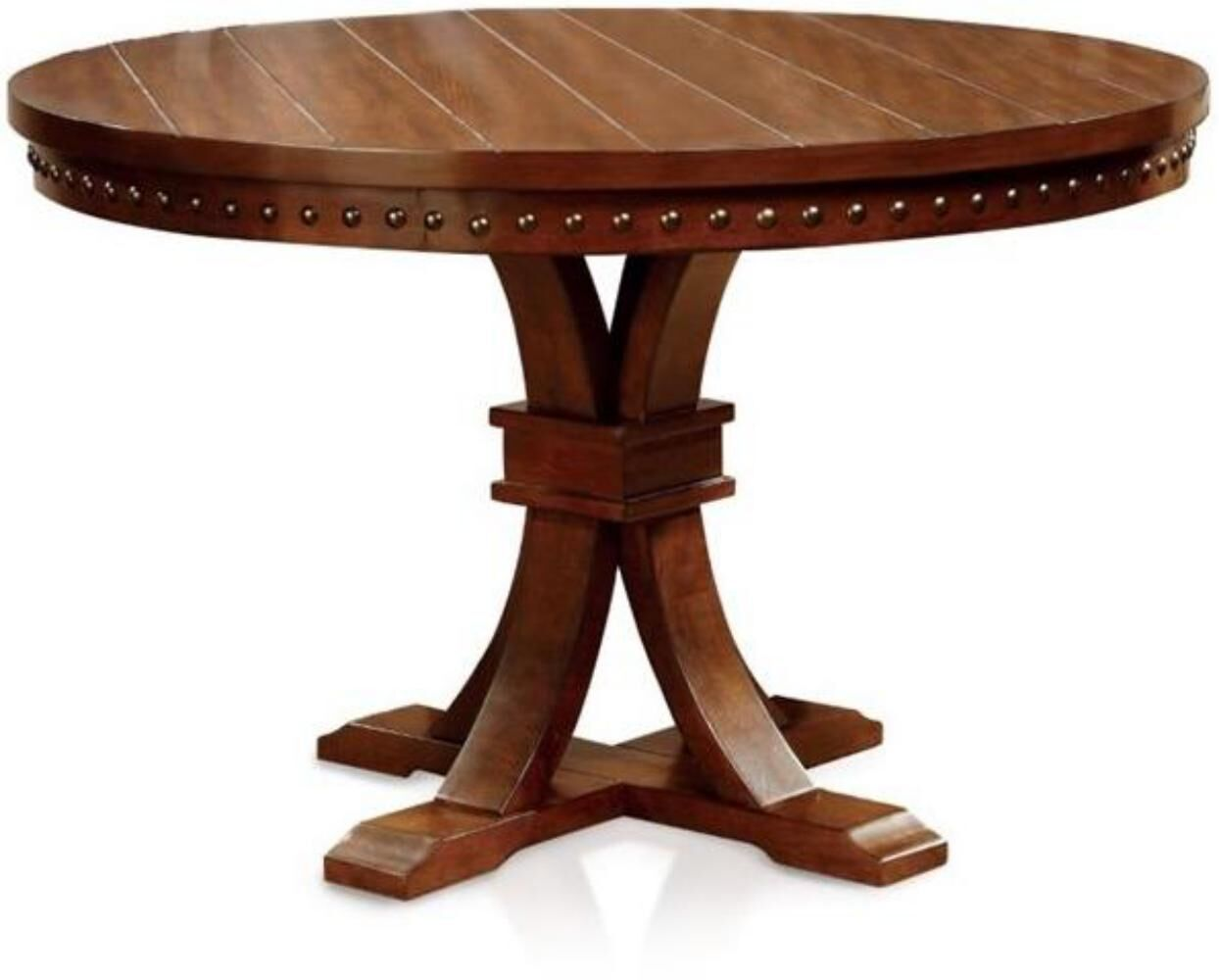 Burkett Round End Table