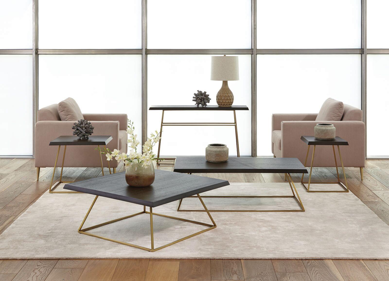 Hathor 4 Piece Coffee Table Set