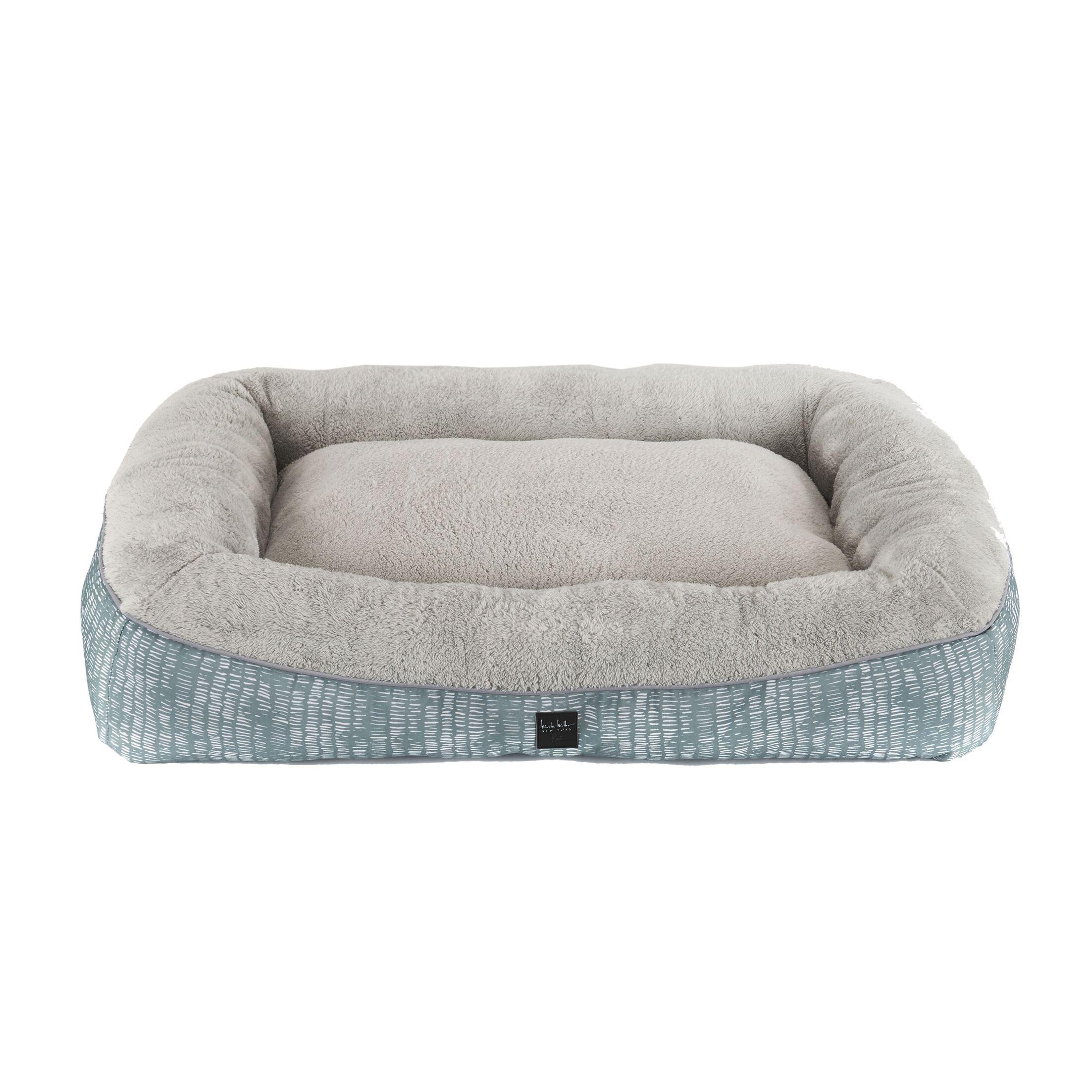 Comfy Pooch Dog Bolster Color: Jade